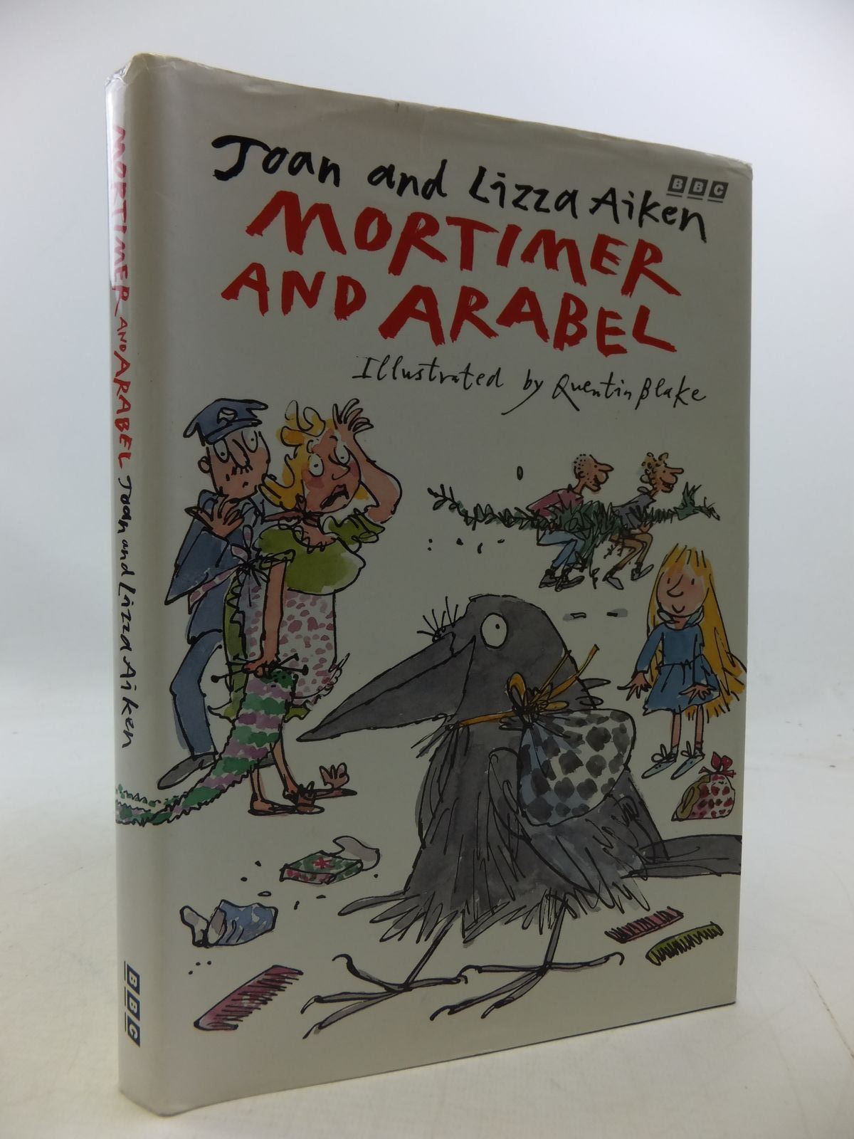 Photo of MORTIMER AND ARABEL- Stock Number: 1808535
