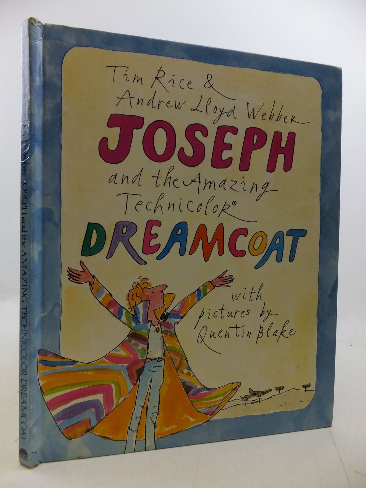 Photo of JOSEPH AND THE AMAZING TECHNICOLOR DREAMCOAT written by Rice, Tim