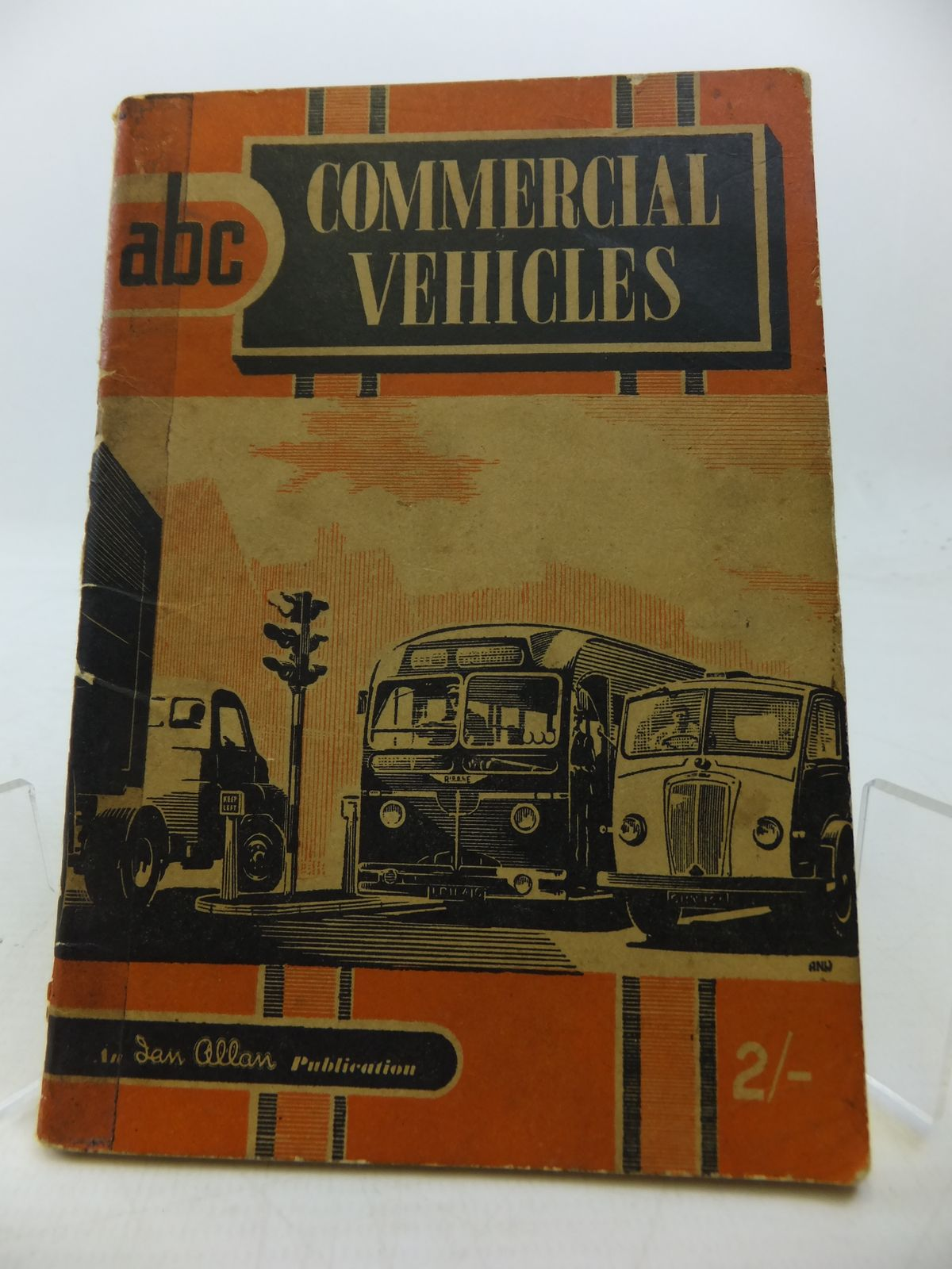 Photo of ABC OF COMMERCIAL VEHICLES written by Warburton, David J. published by Ian Allan Ltd. (STOCK CODE: 1808584)  for sale by Stella & Rose's Books