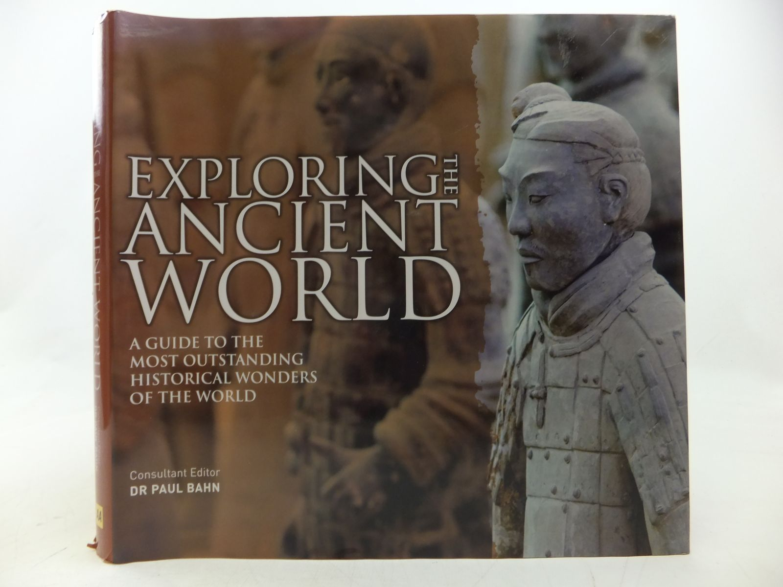 Photo of EXPLORING THE ANCIENT WORLD: A GUIDE TO THE MOST OUTSTANDING HISTORICAL WONDERS EVER BUILT- Stock Number: 1808591