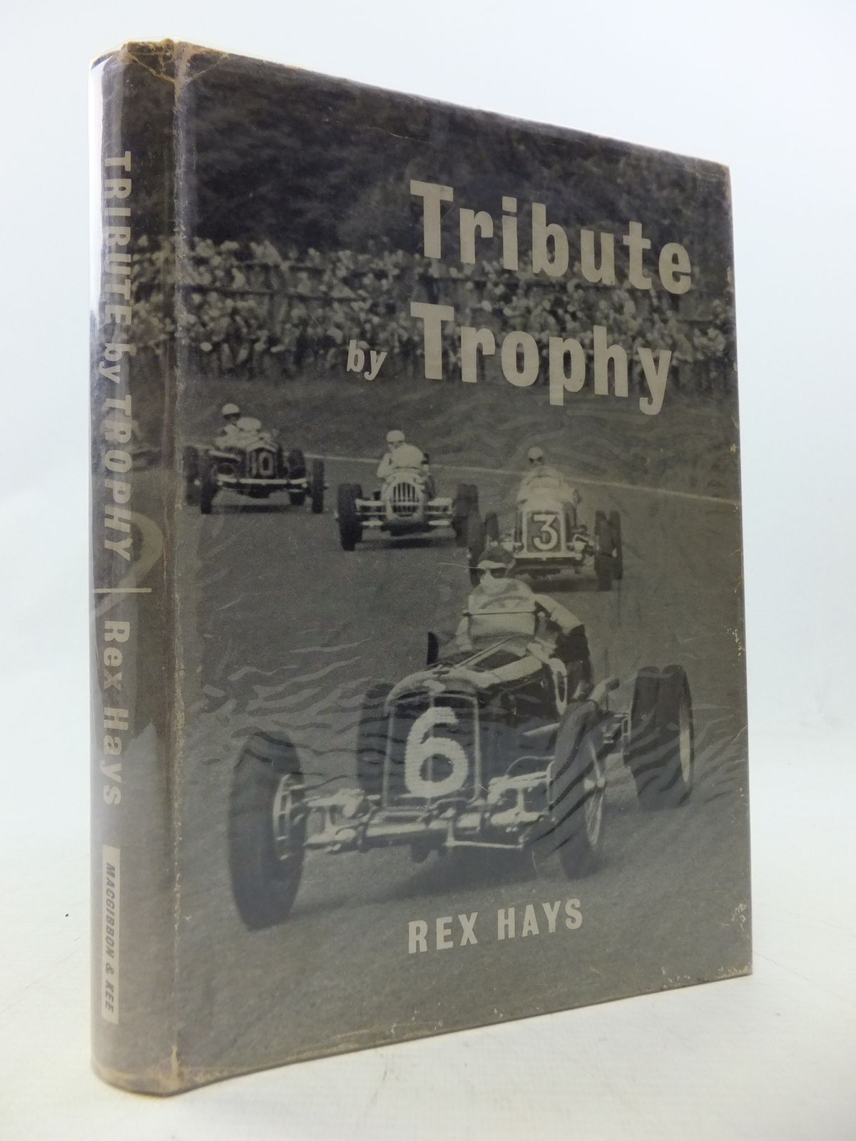 Photo of TRIBUTE BY TROPHY written by Hays, Rex illustrated by Hays, Rex published by MacGibbon & Kee (STOCK CODE: 1808965)  for sale by Stella & Rose's Books