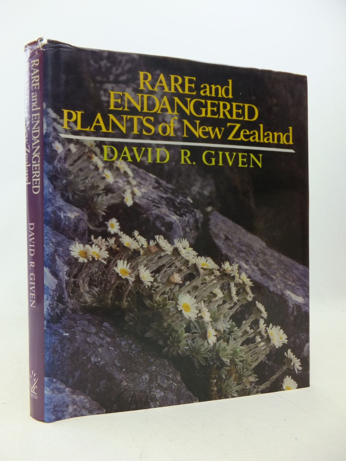 Photo of RARE AND ENDANGERED PLANTS OF NEW ZEALAND- Stock Number: 1809038