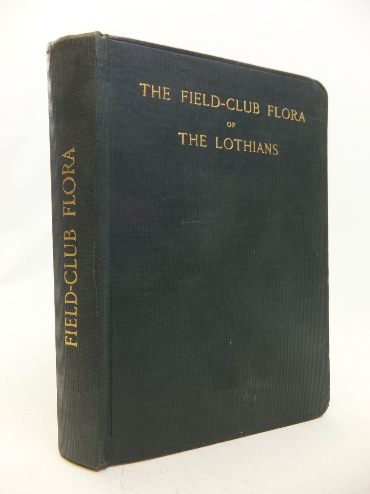 Photo of THE FIELD-CLUB FLORA OF THE LOTHIANS- Stock Number: 1809103