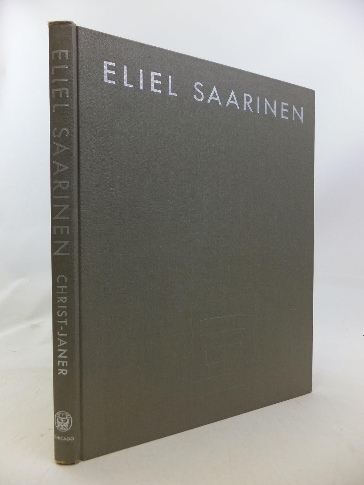 Photo of ELIEL SAARINEN: FINNISH-AMERICAN ARCHITECT AND EDUCATOR- Stock Number: 1809327