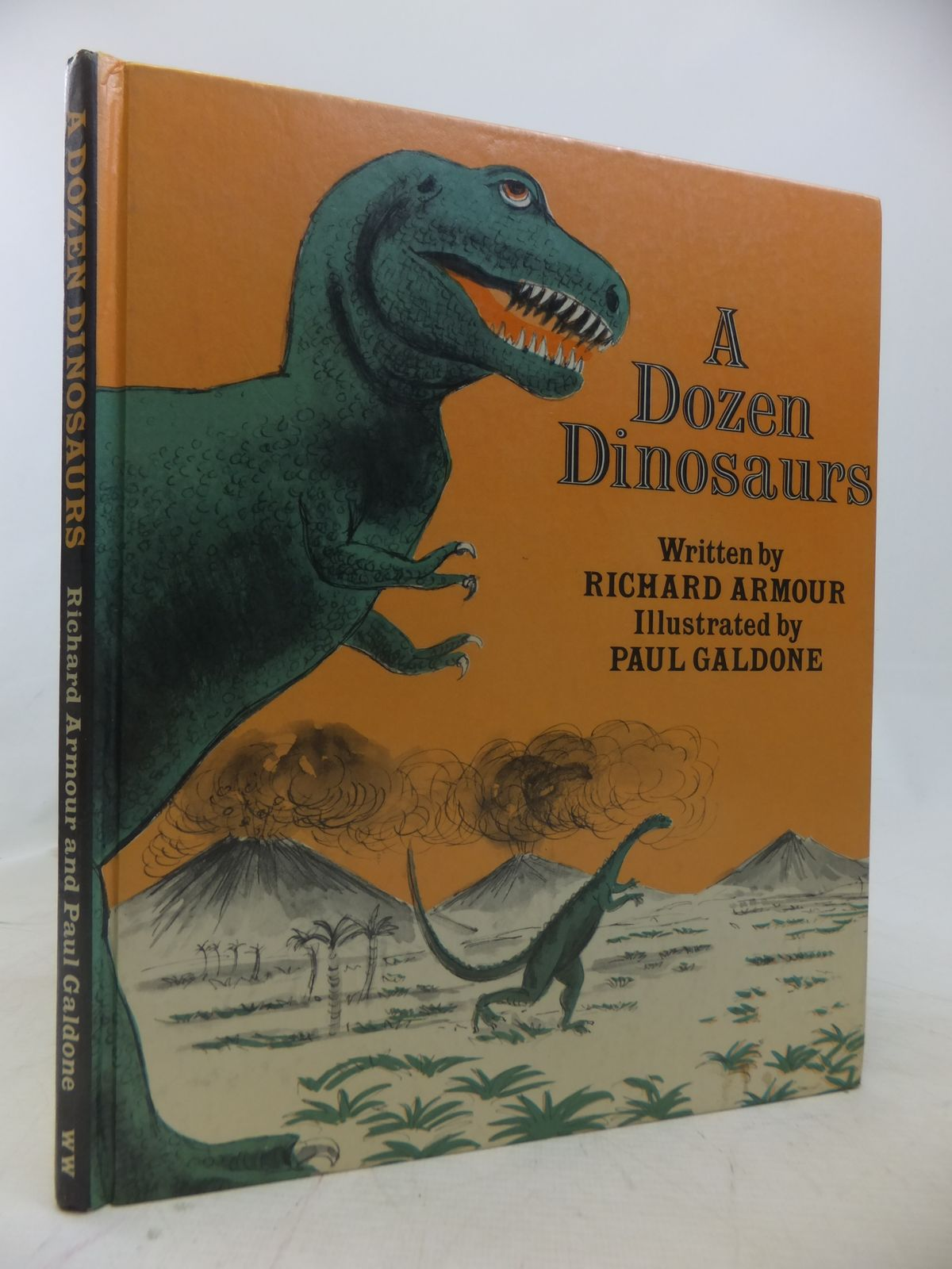 Photo of A DOZEN DINOSAURS- Stock Number: 1809615