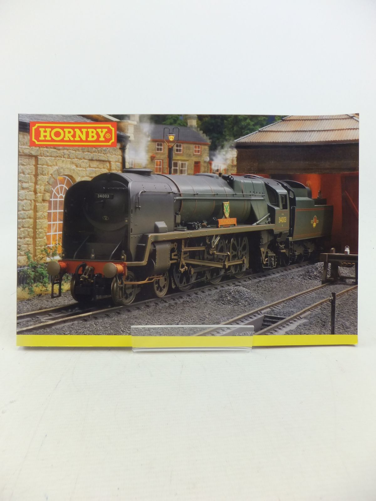 Photo of HORNBY 00 GAUGE MODEL RAILWAYS CATALOGUE published by Hornby (STOCK CODE: 1809726)  for sale by Stella & Rose's Books