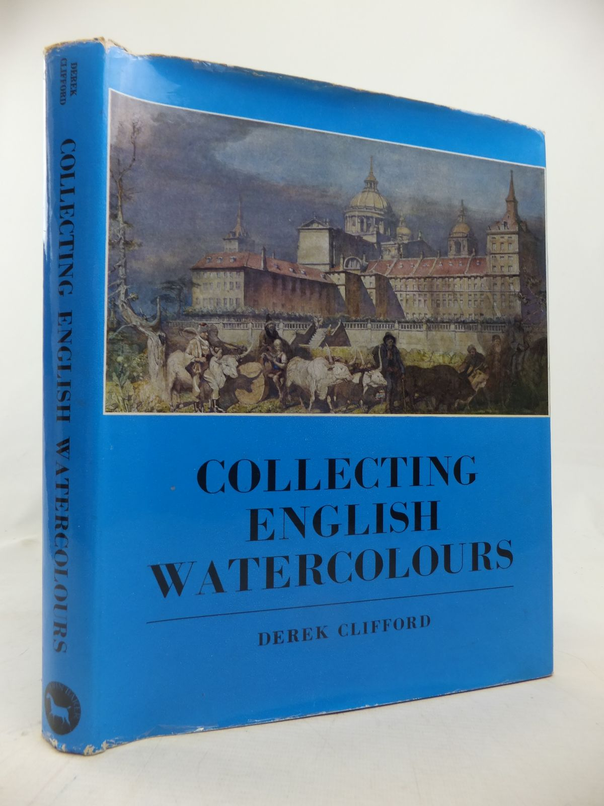 Photo of COLLECTING ENGLISH WATERCOLOURS- Stock Number: 1809803