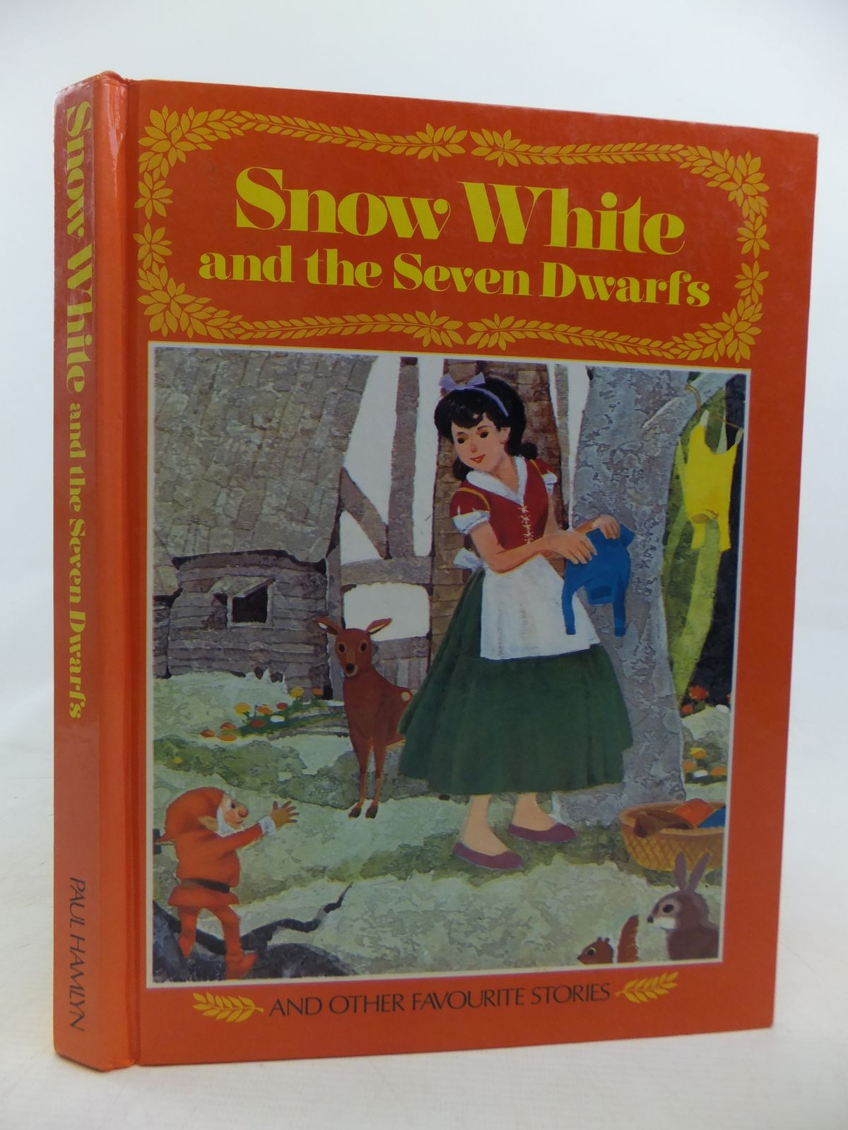 Photo of SNOW WHITE AND THE SEVEN DWARFS AND OTHER STORIES- Stock Number: 1809881