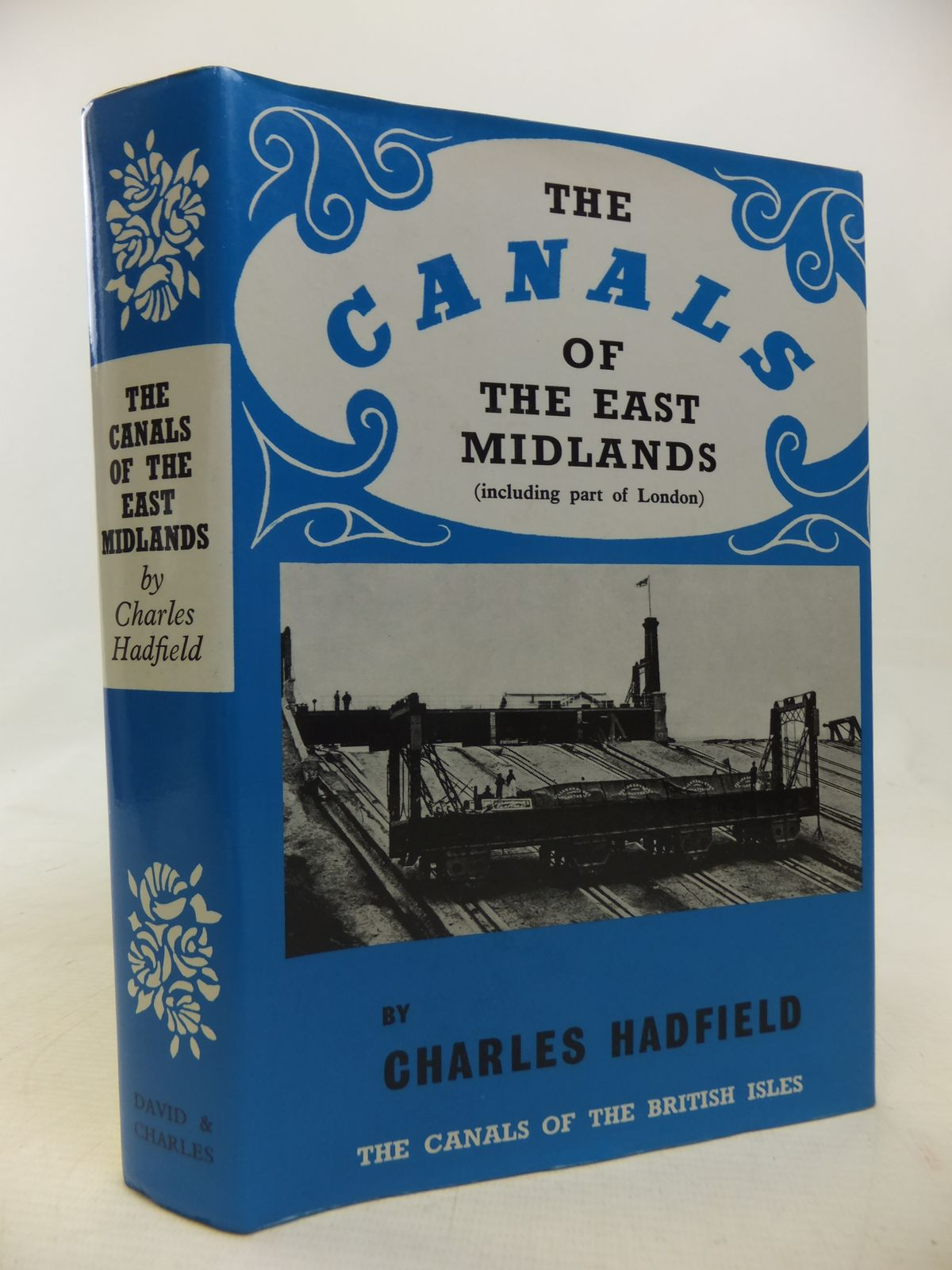 Photo of THE CANALS OF THE EAST MIDLANDS written by Hadfield, Charles published by David & Charles (STOCK CODE: 1809923)  for sale by Stella & Rose's Books