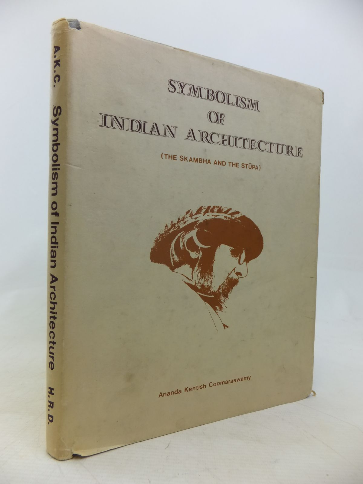 Photo of SYMBOLISM OF INDIAN ARCHITECTURE- Stock Number: 1810063