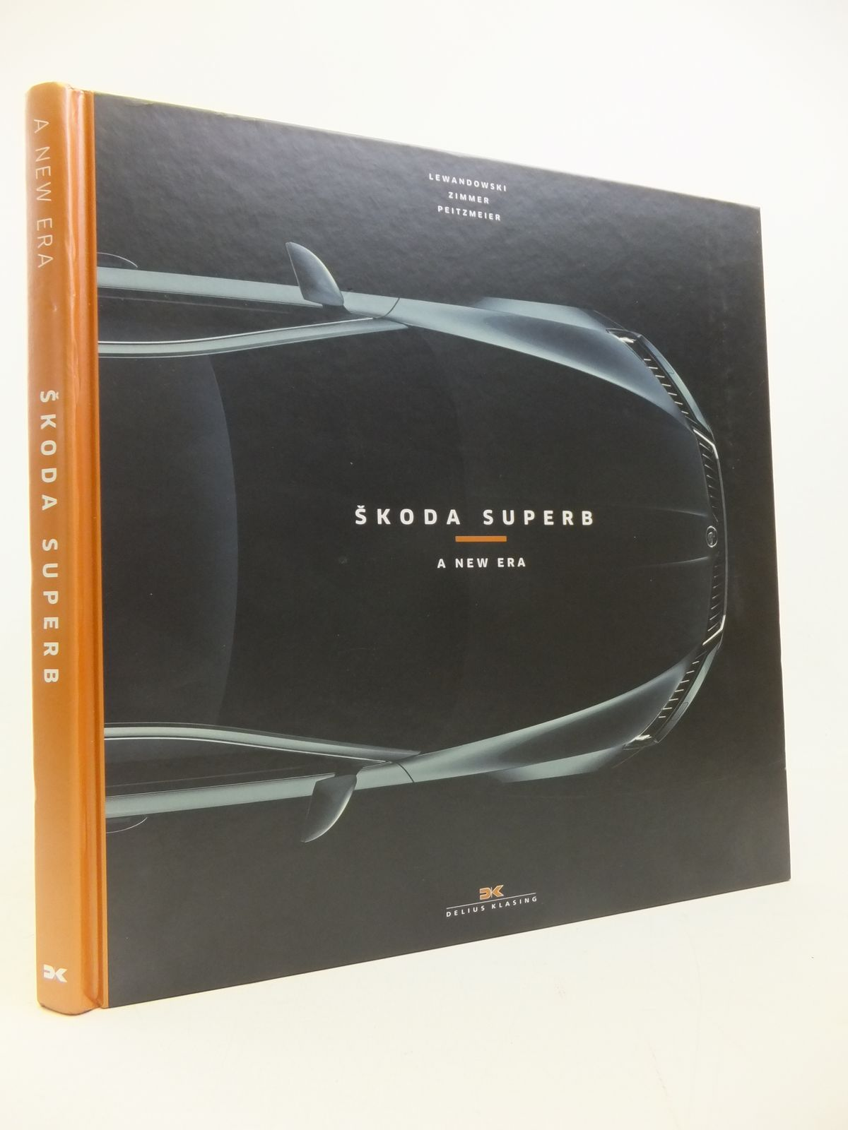 Photo of SKODA SUPERB A NEW ERA published by Delius Klasing Verlag (STOCK CODE: 1810178)  for sale by Stella & Rose's Books