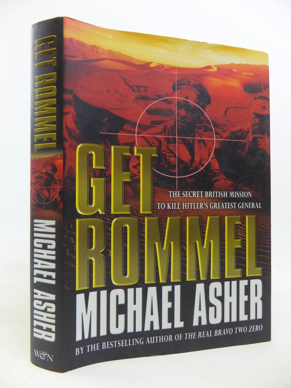 Photo of GET ROMMEL: THE SECRET BRITISH MISSION TO KILL HITLER'S GREATEST GENERAL written by Asher, Michael published by Weidenfeld and Nicolson (STOCK CODE: 1810325)  for sale by Stella & Rose's Books