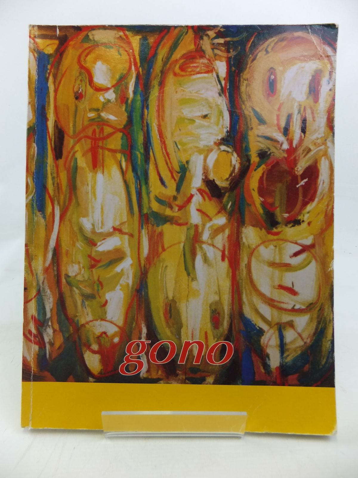 Photo of GONO IN 'DIVIDE ET IMPERA' LAND written by Priyosusilo, Bramamtyo illustrated by Sudargono, Gono published by Gono Studio (STOCK CODE: 1810333)  for sale by Stella & Rose's Books