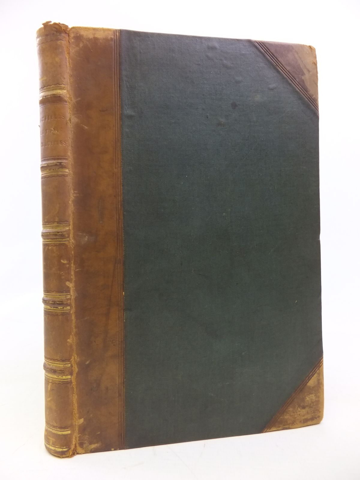 Photo of TEUTONIC ANTIQUITIES; OR, HISTORICAL AND GEOGRAPHICAL SKETCHES OF ROMAN AND BARBARIAN HISTORY- Stock Number: 1810345