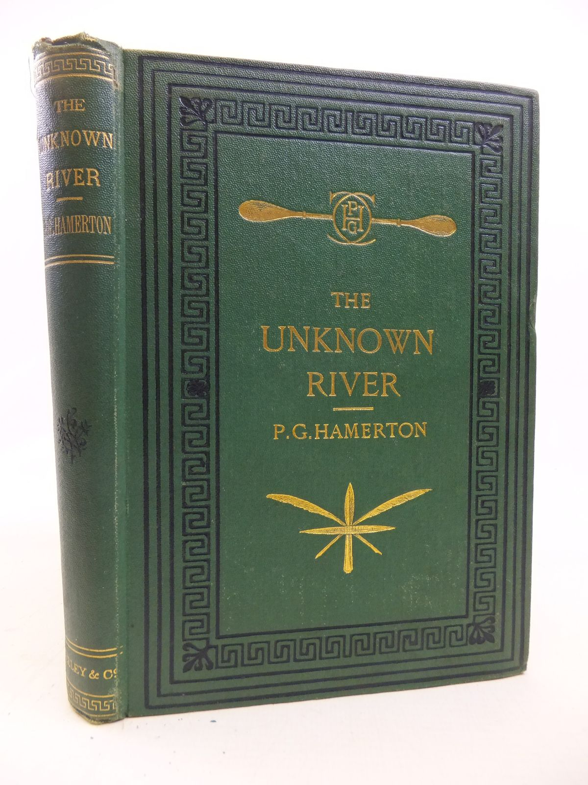 Photo of THE UNKNOWN RIVER: AN ETCHER'S VOYAGE OF DISCOVERY written by Hamerton, P.G. published by Seeley, Jackson and Halliday (STOCK CODE: 1810359)  for sale by Stella & Rose's Books