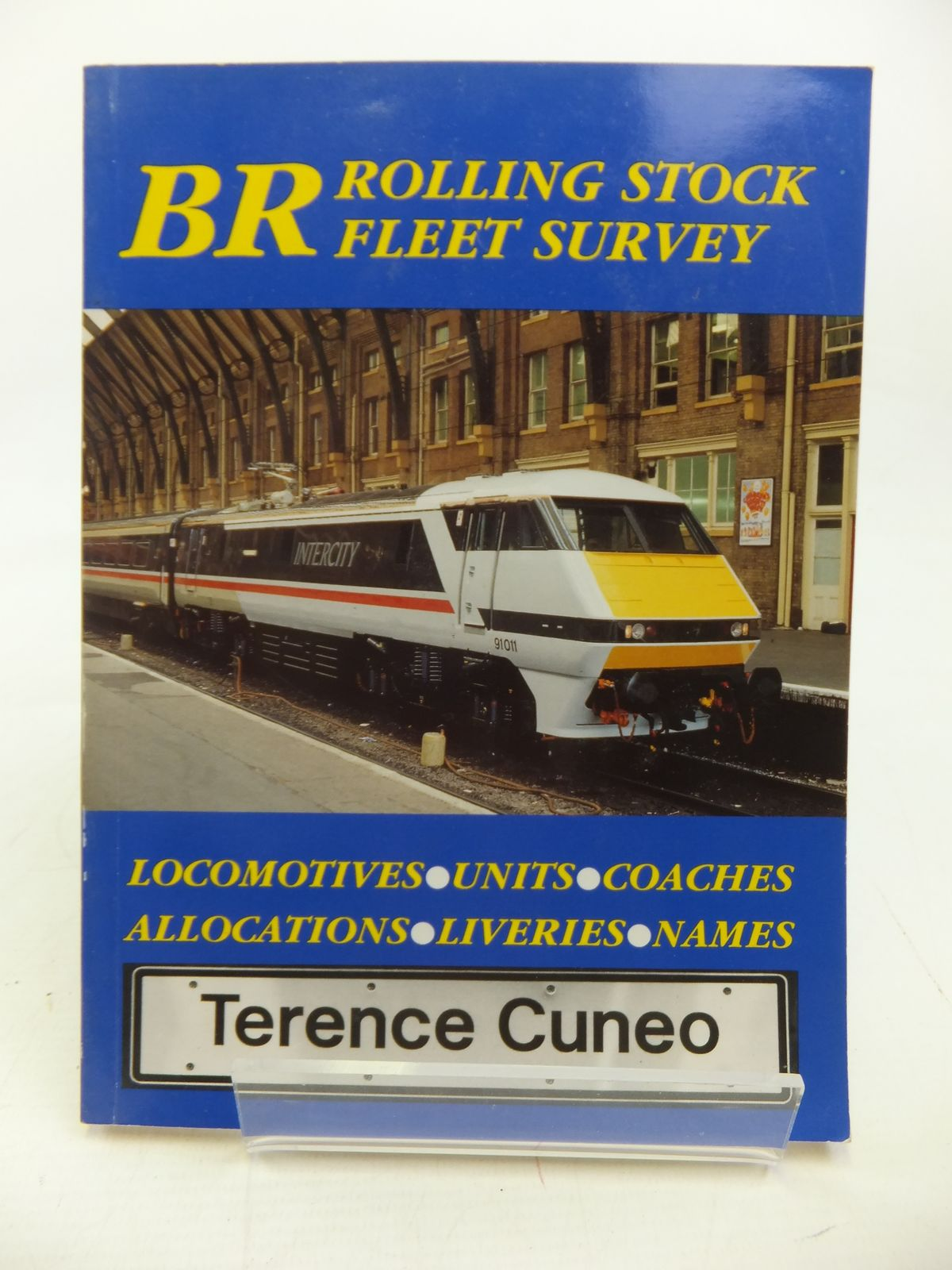 Photo of BR ROLLING STOCK FLEET SURVEY SUMMER 1990 EDITION written by Wood, Roger published by Andred Publishing (STOCK CODE: 1810369)  for sale by Stella & Rose's Books