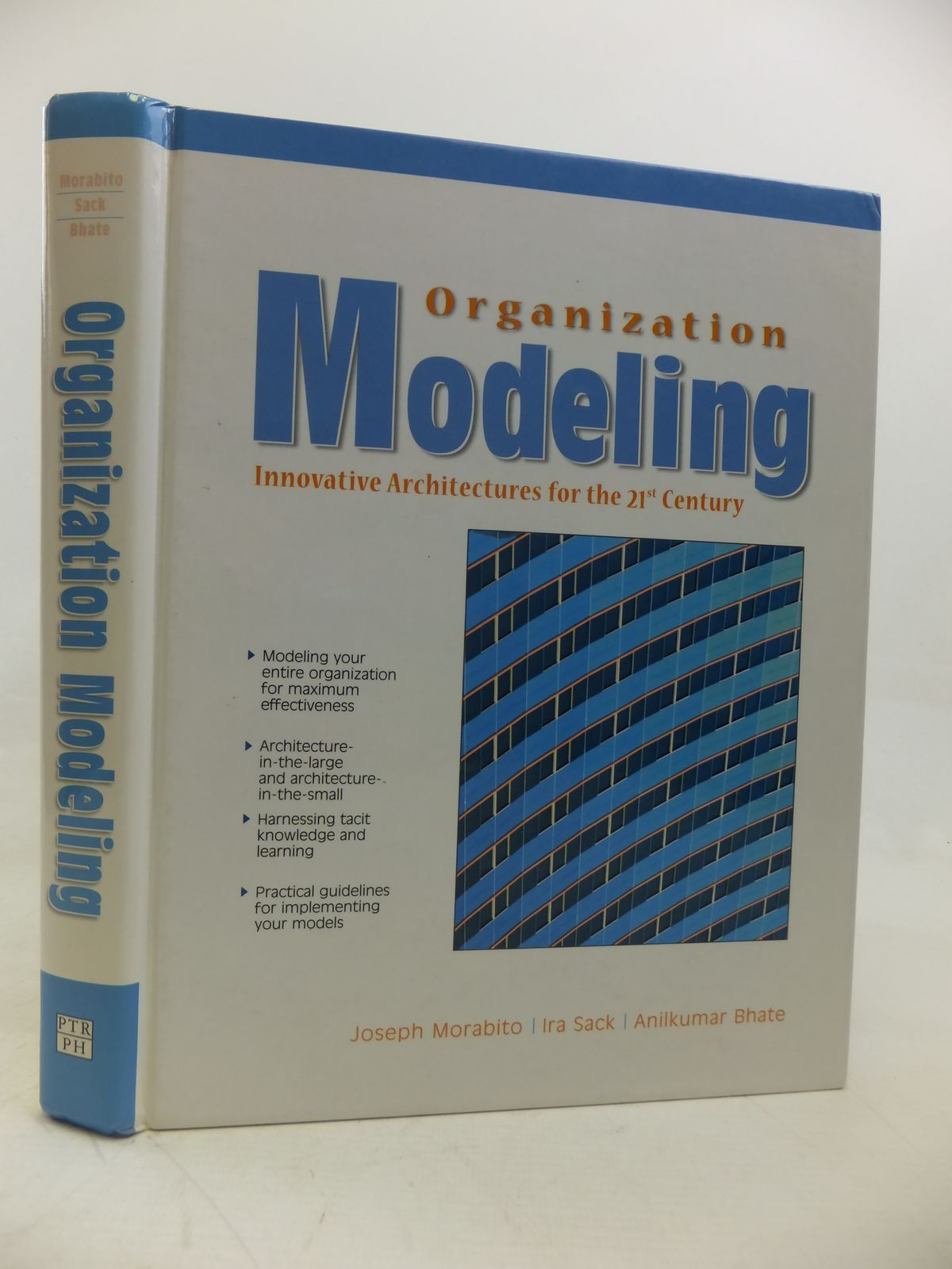 Photo of ORGANIZATION MODELING INNOVATIVE ARCHITECTURES FOR THE 21ST CENTURY- Stock Number: 1810465