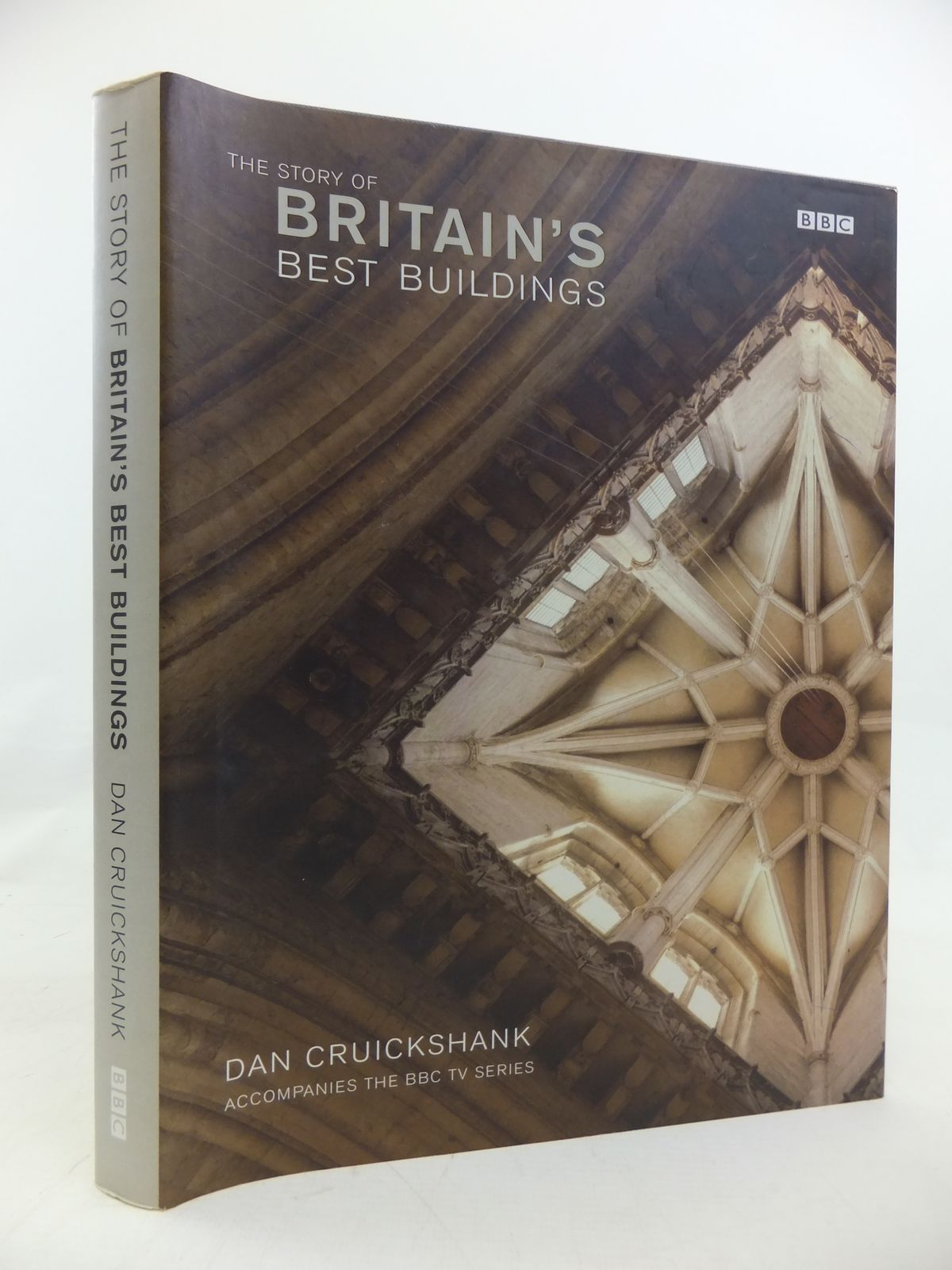 Photo of THE STORY OF BRITAIN'S BEST BUILDINGS written by Cruickshank, Dan published by BBC (STOCK CODE: 1810466)  for sale by Stella & Rose's Books