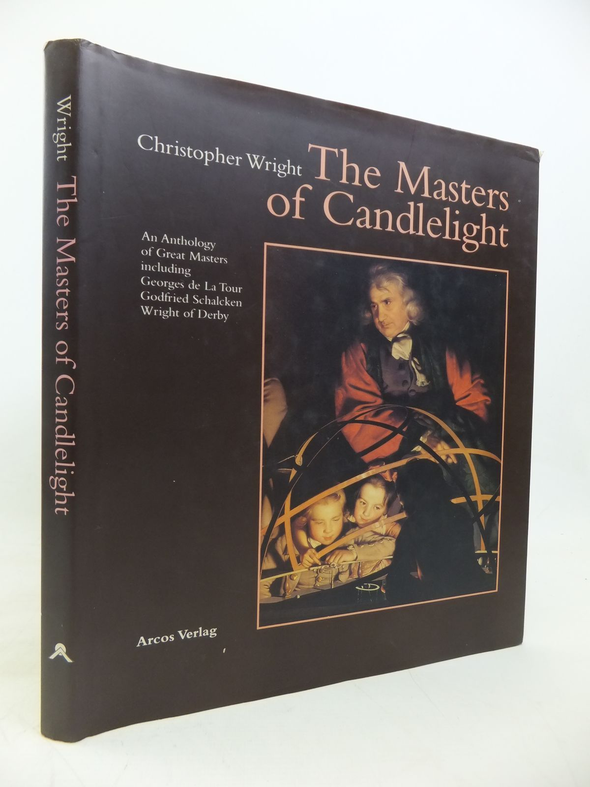 Photo of THE MASTERS OF CANDLELIGHT written by Wright, Christopher published by Arcos Verlag (STOCK CODE: 1810495)  for sale by Stella & Rose's Books