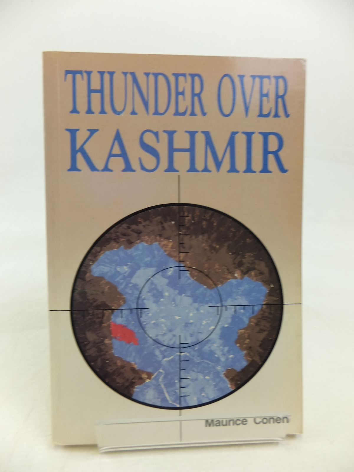 Photo of THUNDER OVER KASHMIR written by Cohen, Maurice published by Sangam Books (STOCK CODE: 1810602)  for sale by Stella & Rose's Books