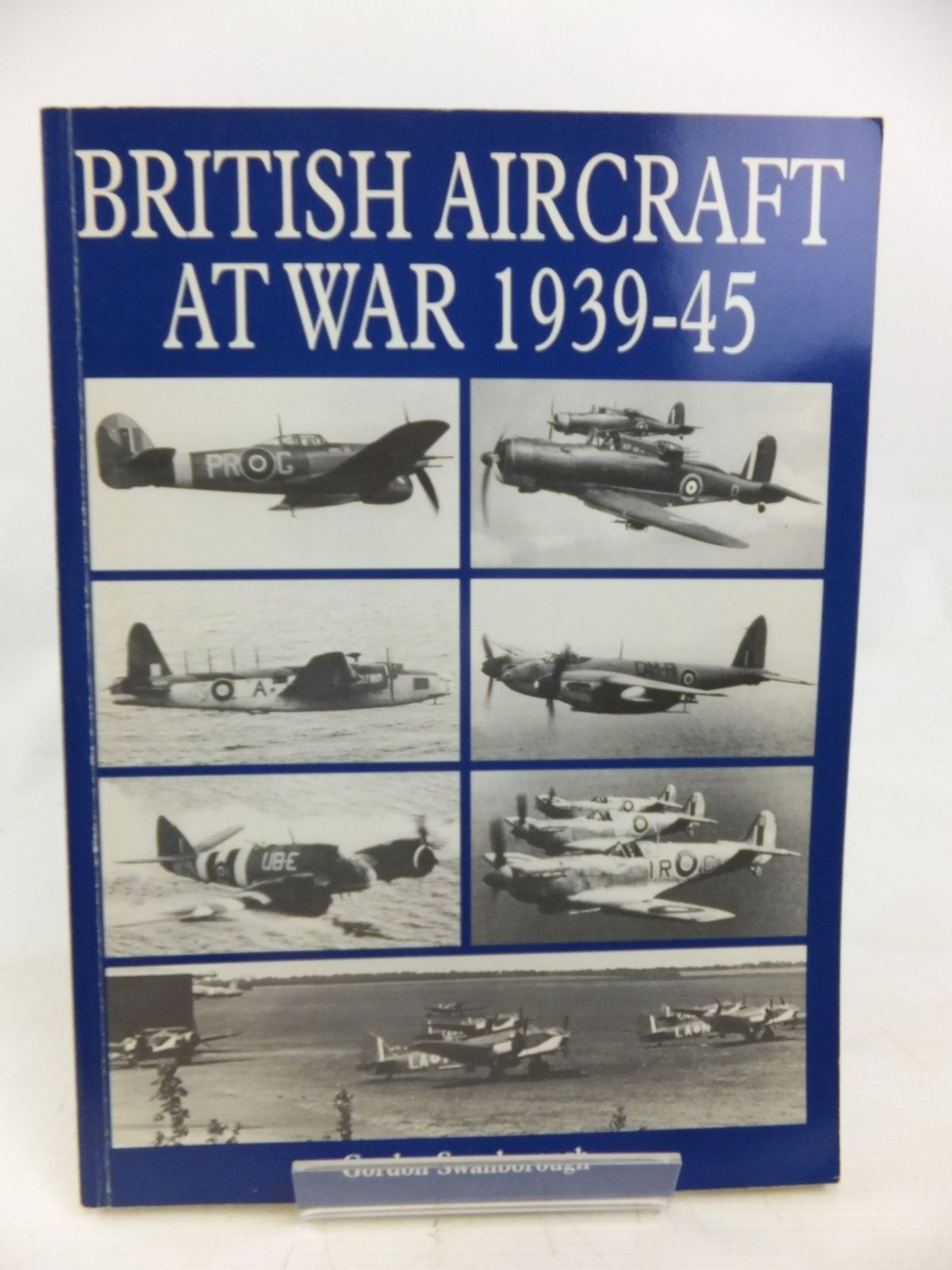 Photo of BRITISH AIRCRAFT AT WAR 1939-45- Stock Number: 1810720