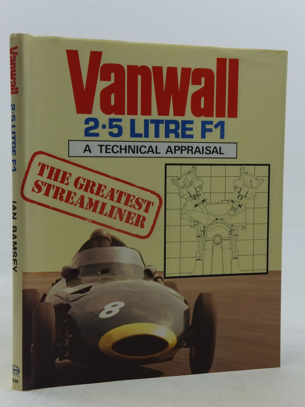 Photo of VANWALL 2.5 LITRE F1 A TECHNICAL APPRAISAL written by Bamsey, Ian published by Foulis, Haynes Publishing Group (STOCK CODE: 1810780)  for sale by Stella & Rose's Books
