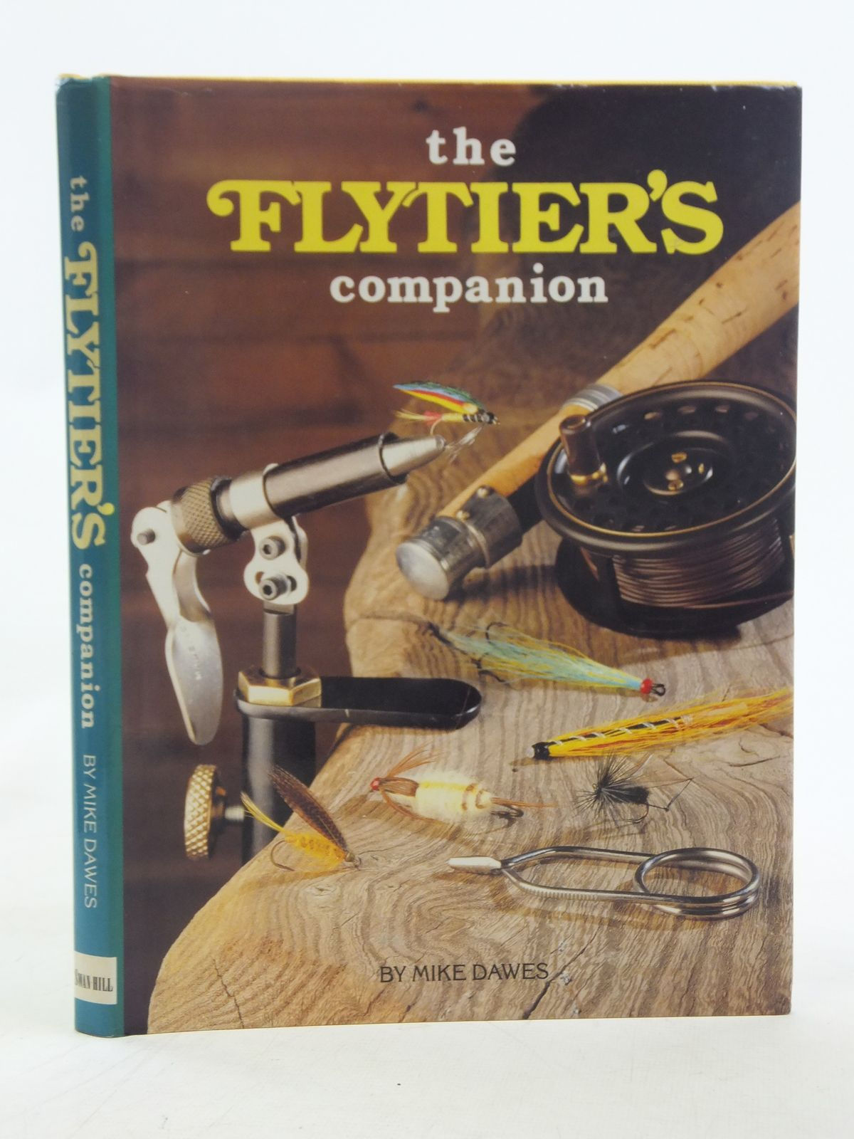 Photo of THE FLYTIER'S COMPANION- Stock Number: 1810871