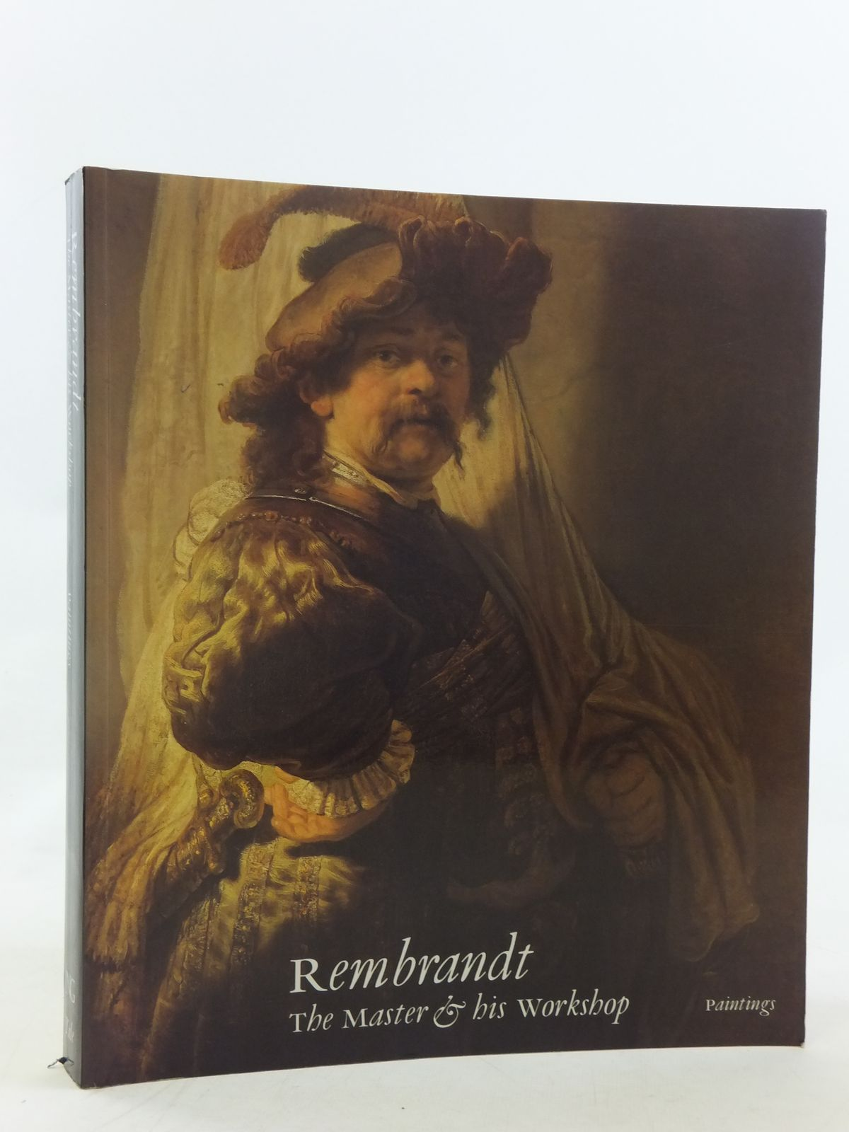 Photo of REMBRANDT: THE MASTER & HIS WORKSHOP PAINTINGS written by Brown, Christopher Kelch, Jan Van Thiel, Pieter published by Yale University Press, National Gallery (STOCK CODE: 1810880)  for sale by Stella & Rose's Books
