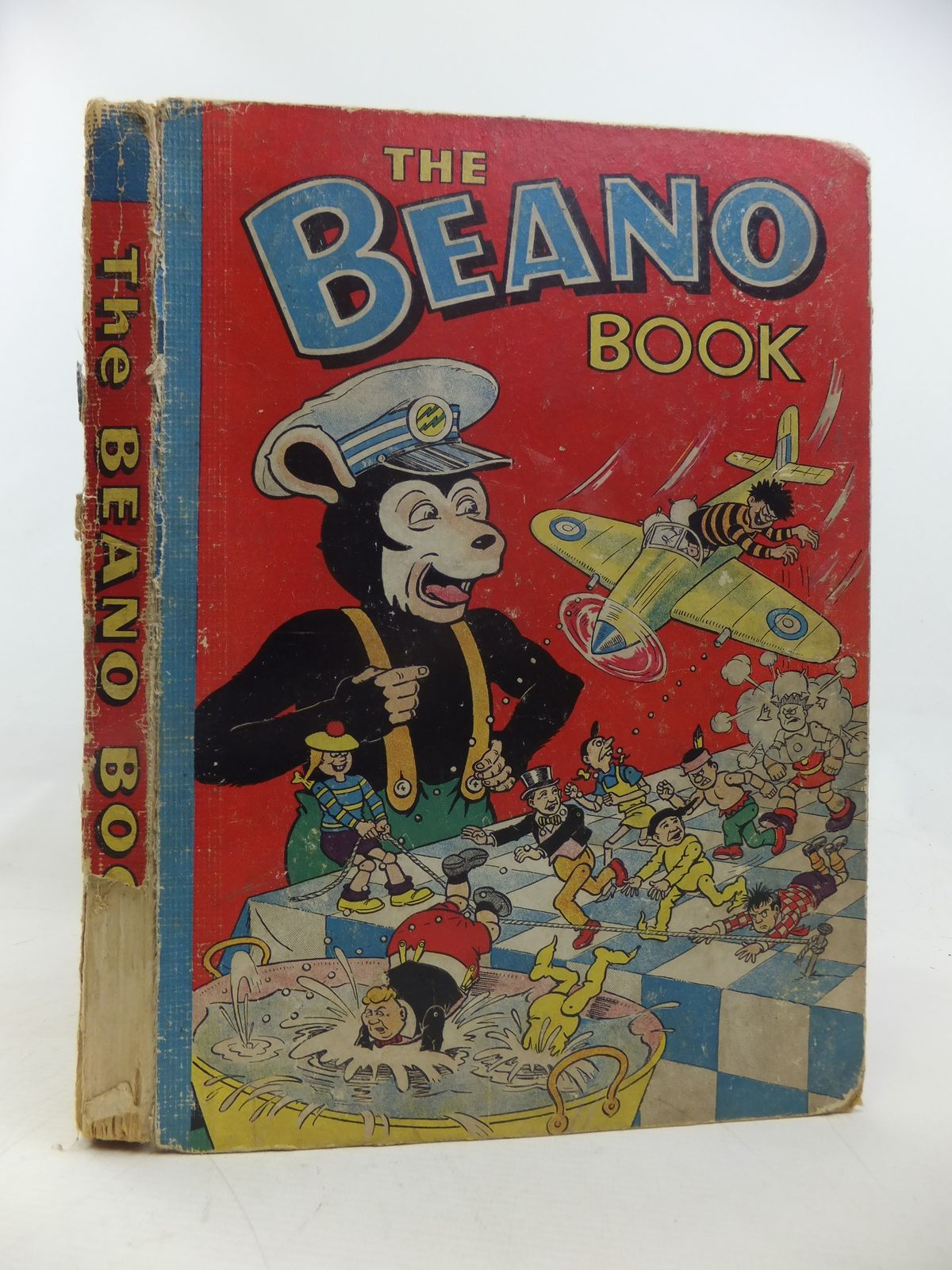 Photo of THE BEANO BOOK 1956- Stock Number: 1810885
