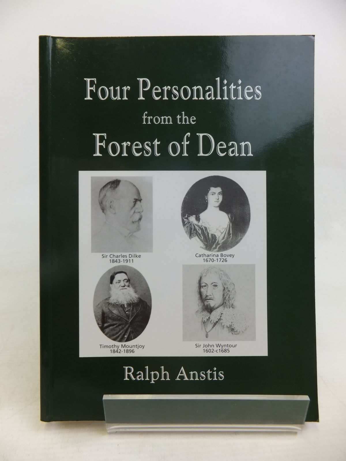 Photo of FOUR PERSONALITIES FROM THE FOREST OF DEAN- Stock Number: 1810905