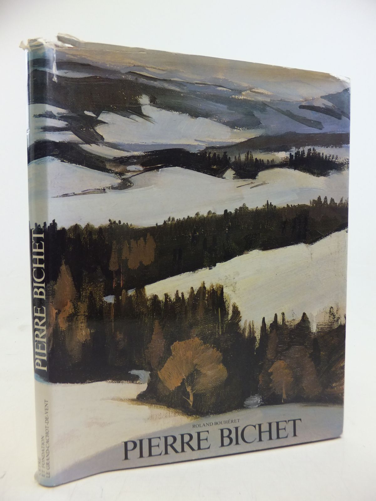 Photo of PIERRE BICHET written by Bouheret, Roland illustrated by Bichet, Pierre published by Cetre Et Fondation Le Grand-Cachot (STOCK CODE: 1810929)  for sale by Stella & Rose's Books
