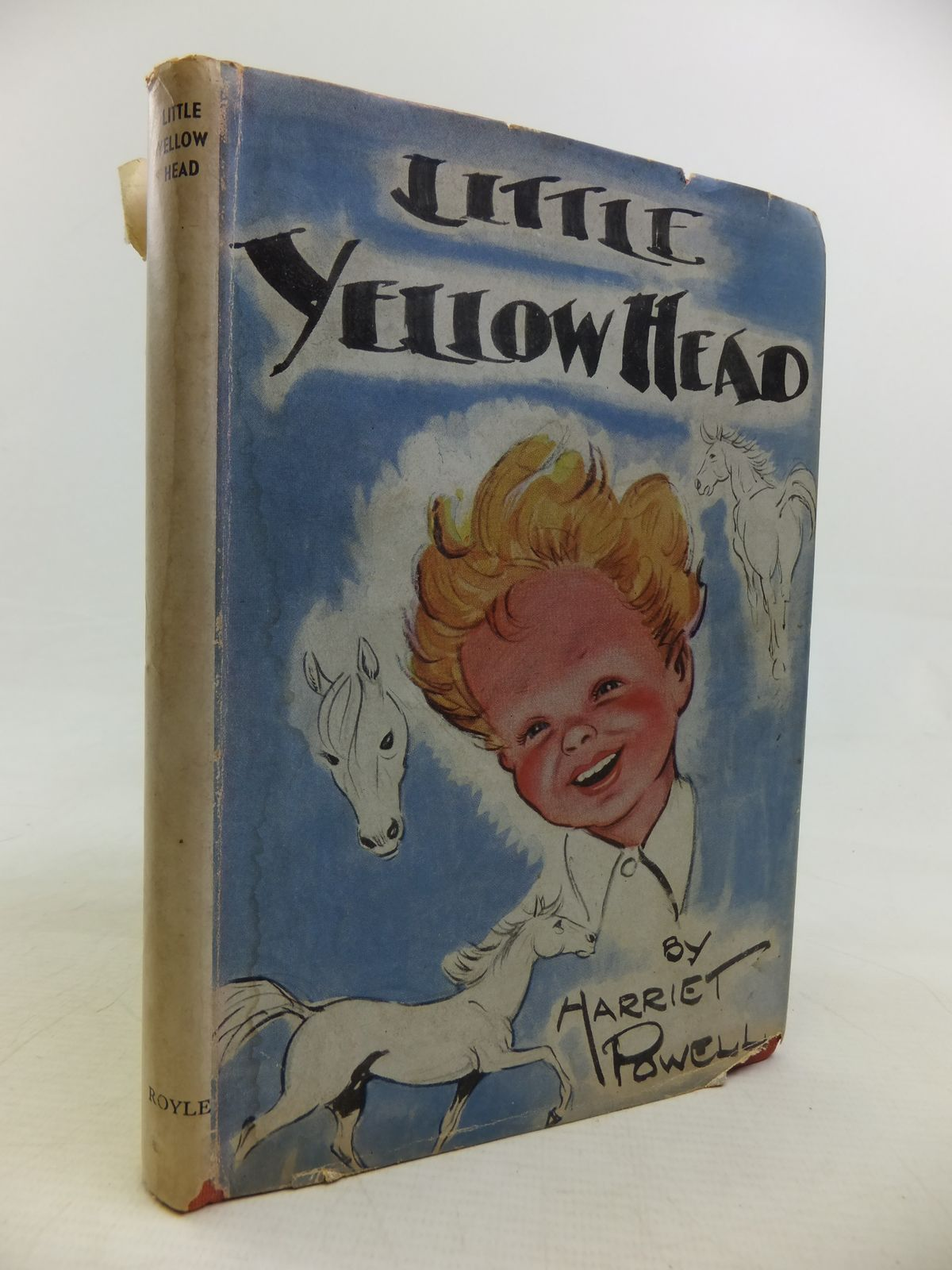 Photo of LITTLE YELLOW HEAD written by Powell, Harriet illustrated by Brown, Mill published by Noel Carrington, Royle Publications Ltd. (STOCK CODE: 1810958)  for sale by Stella & Rose's Books