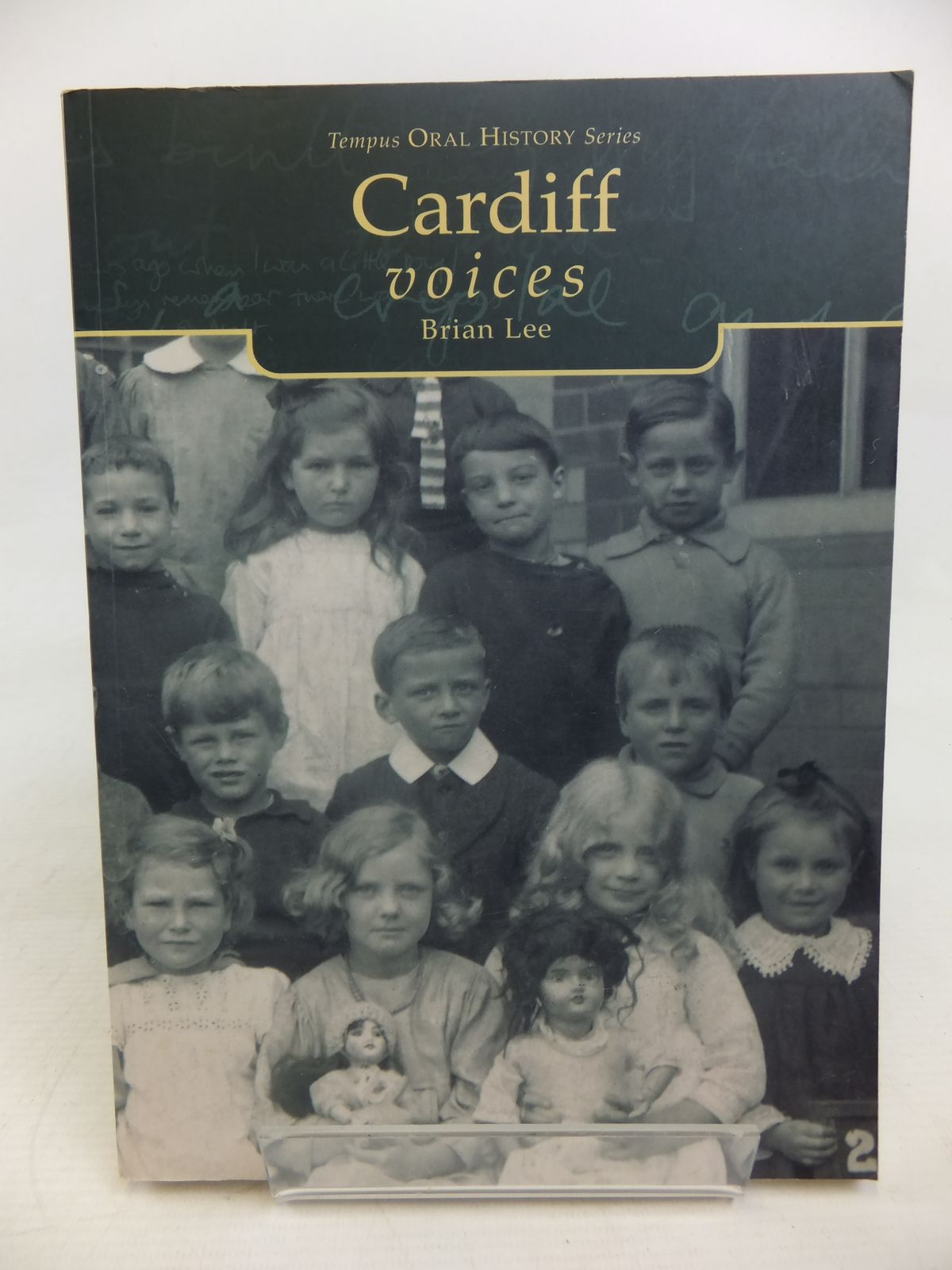 Photo of CARDIFF VOICES written by Lee, Brian published by Tempus (STOCK CODE: 1811018)  for sale by Stella & Rose's Books