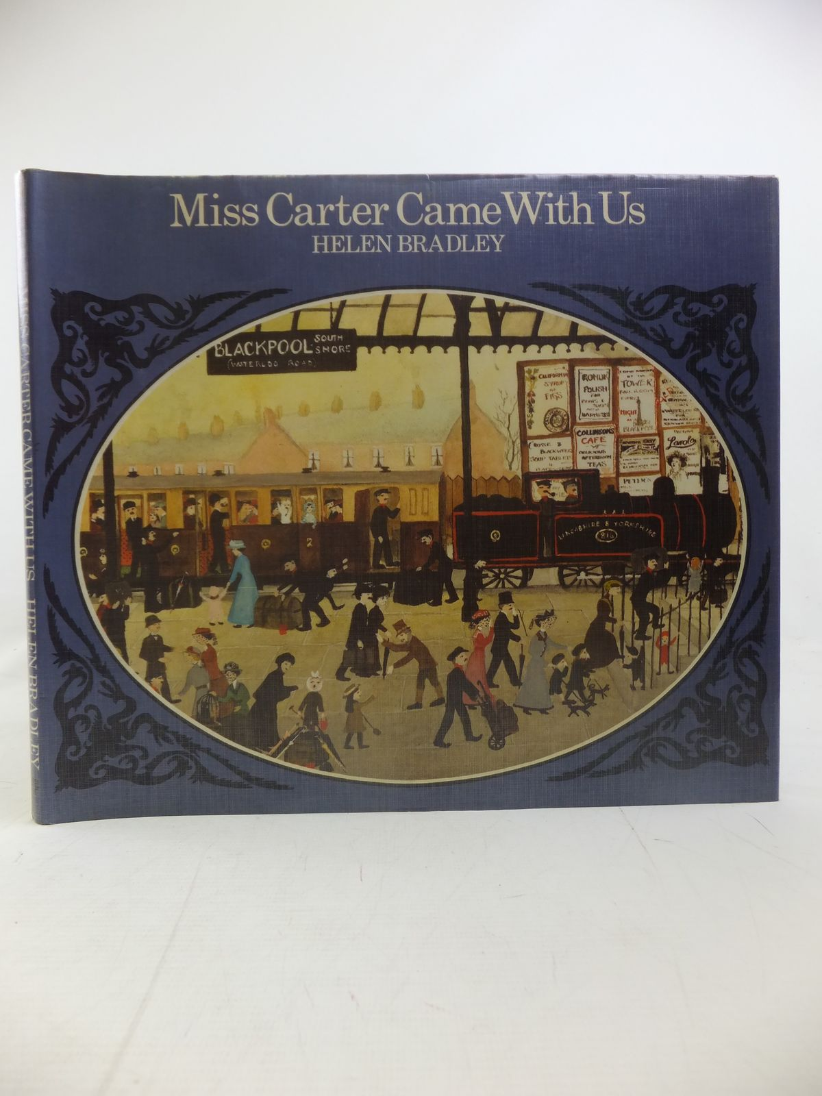 Photo of MISS CARTER CAME WITH US written by Bradley, Helen illustrated by Bradley, Helen published by Jonathan Cape (STOCK CODE: 1811019)  for sale by Stella & Rose's Books