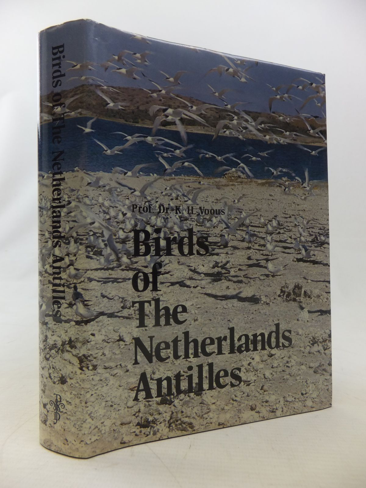 Photo of BIRDS OF THE NETHERLANDS ANTILLES- Stock Number: 1811057