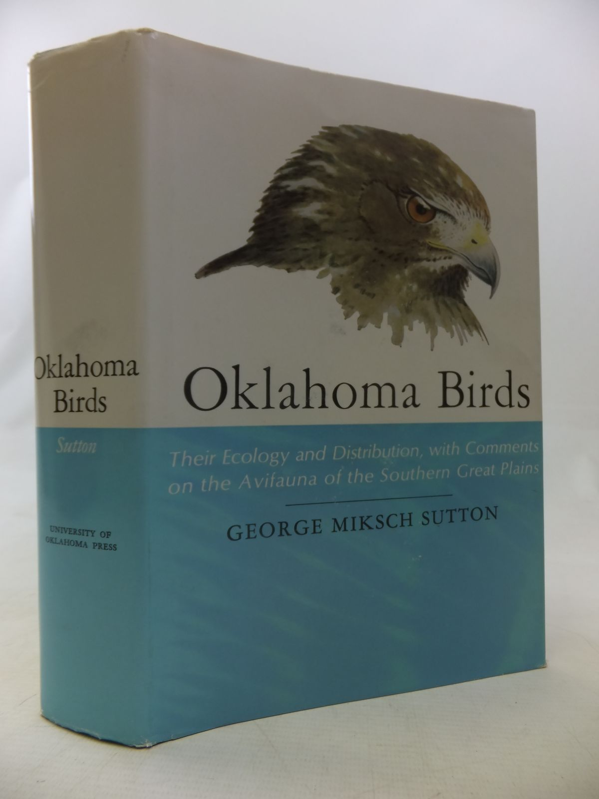 Photo of OKLAHOMA BIRDS written by Sutton, George Miksch illustrated by Sutton, George Miksch published by University of Oklahoma Press (STOCK CODE: 1811090)  for sale by Stella & Rose's Books