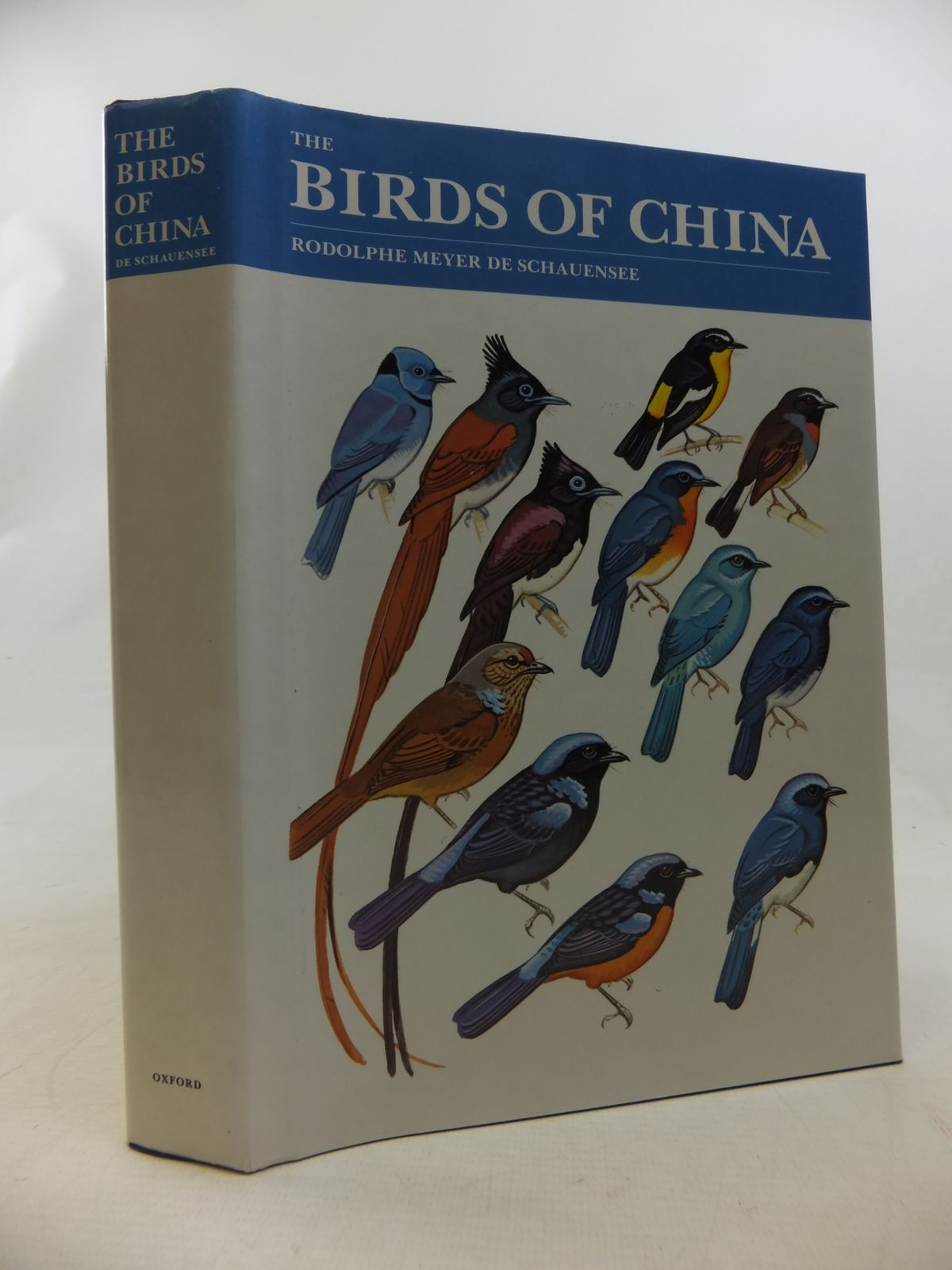 Photo of THE BIRDS OF CHINA- Stock Number: 1811121