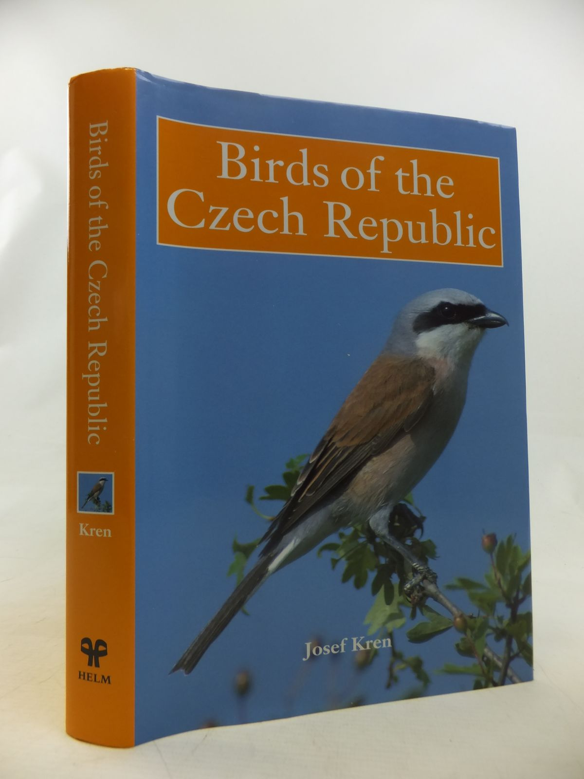 Photo of BIRDS OF THE CZECH REPUBLIC written by Kren, Josef published by Christopher Helm (STOCK CODE: 1811129)  for sale by Stella & Rose's Books