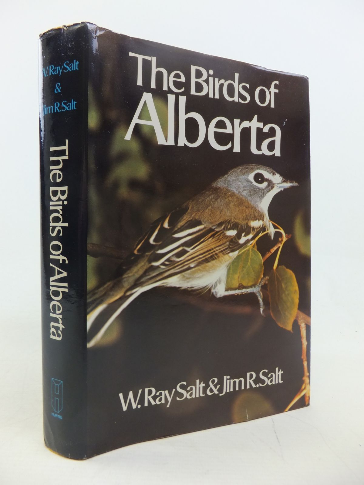 Photo of THE BIRDS OF ALBERTA written by Salt, W. Ray Salt, Jim R. published by Hurtig (STOCK CODE: 1811147)  for sale by Stella & Rose's Books