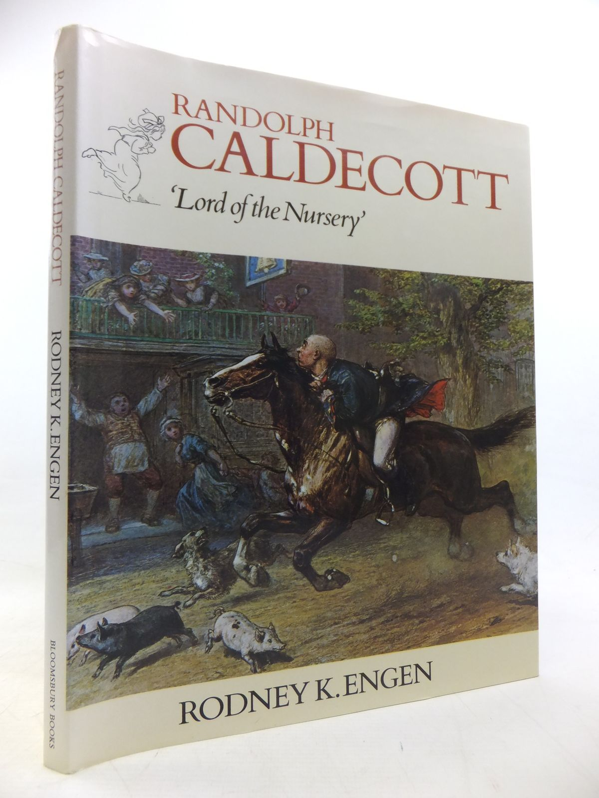 Photo of RANDOLPH CALDECOTT 'LORD OF THE NURSERY'- Stock Number: 1811257