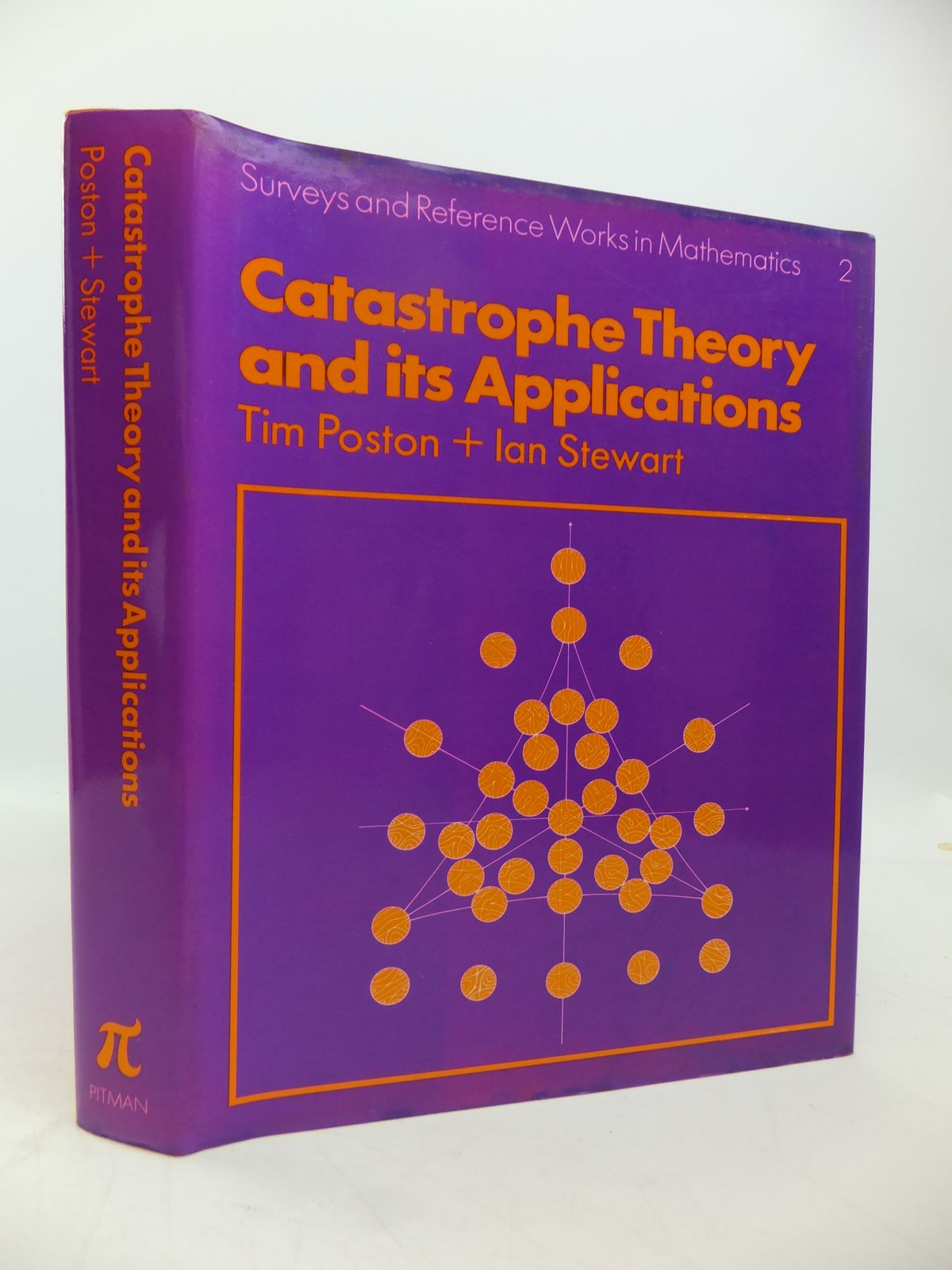 Photo of CATASTROPHE THEORY AND ITS APPLICATIONS written by Poston, Tim Stewart, Ian published by Pitman (STOCK CODE: 1811351)  for sale by Stella & Rose's Books