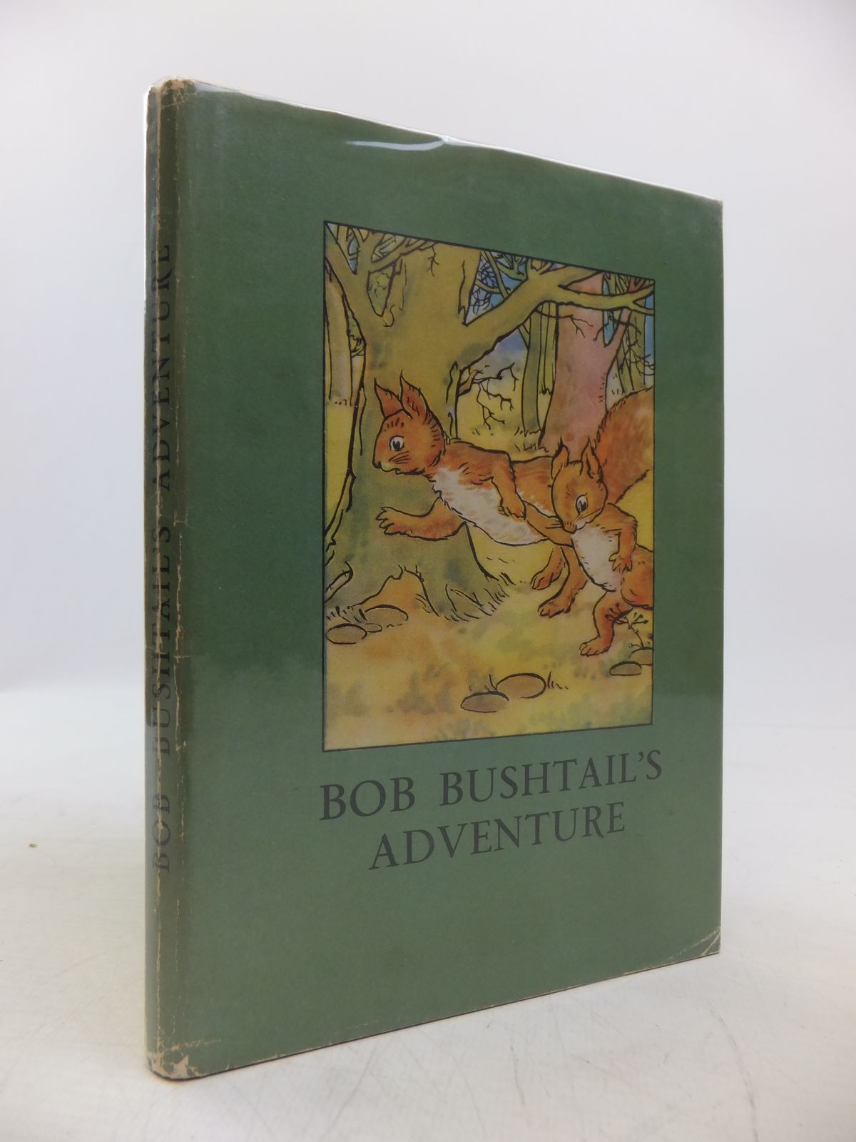 Photo of BOB BUSHTAIL'S ADVENTURE written by Macgregor, A.J. Perring, W. illustrated by Macgregor, A.J. published by Wills & Hepworth Ltd. (STOCK CODE: 1811380)  for sale by Stella & Rose's Books