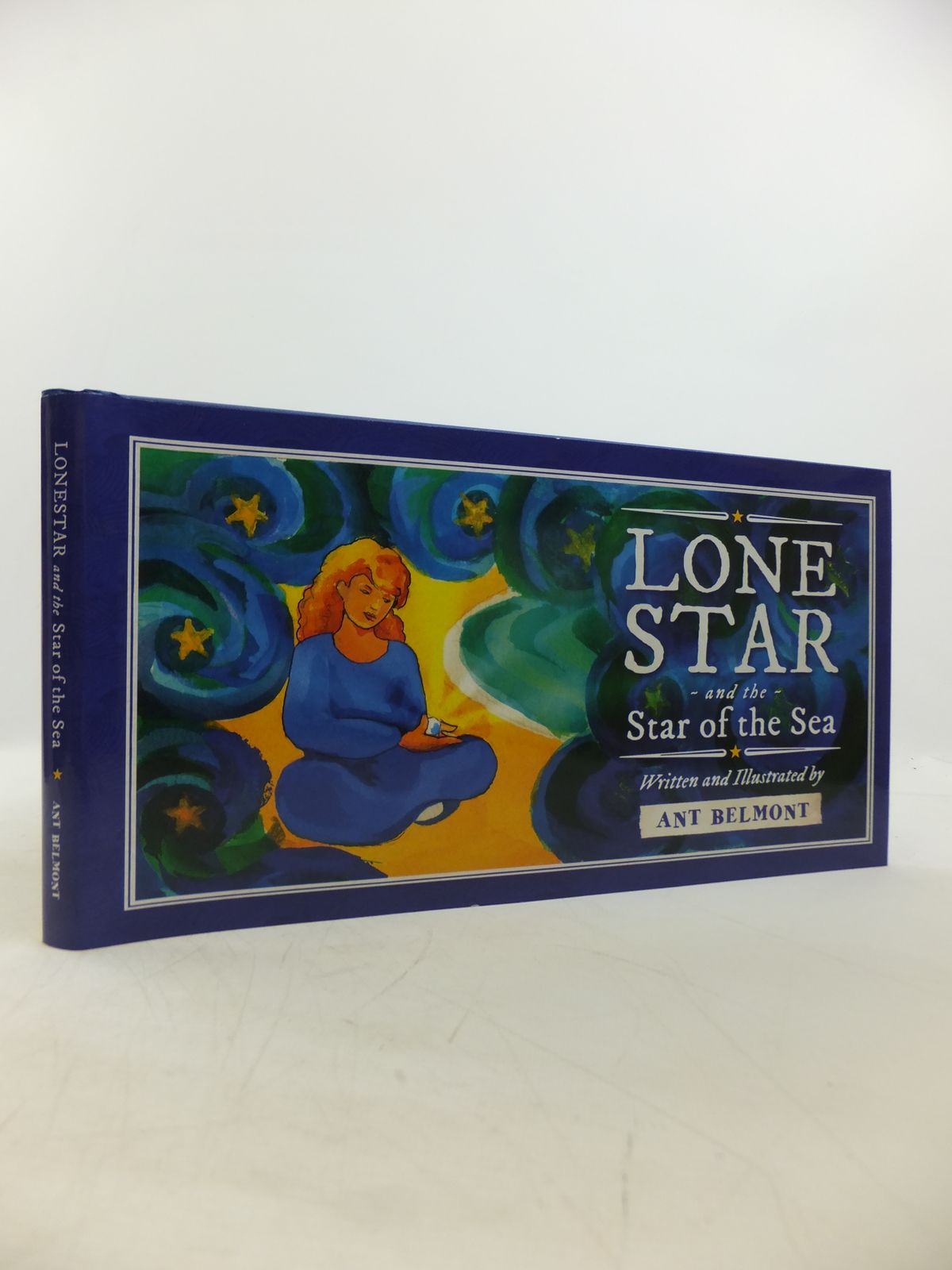 Photo of LONE STAR AND THE STAR OF THE SEA- Stock Number: 1811483