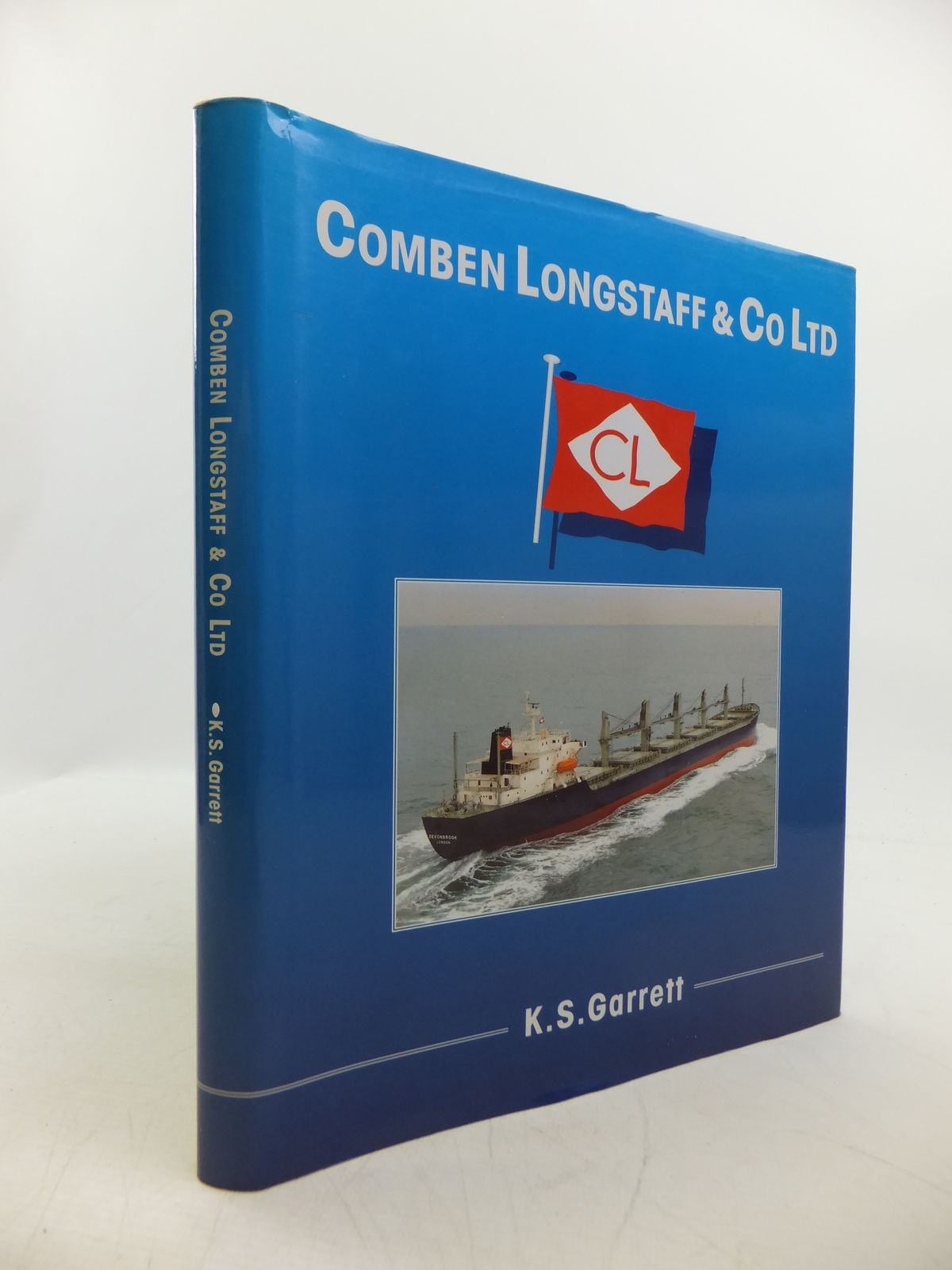 Photo of COMBEN LONGSTAFF & CO. LTD written by Garrett, K.S. published by World Ship Society (STOCK CODE: 1811528)  for sale by Stella & Rose's Books