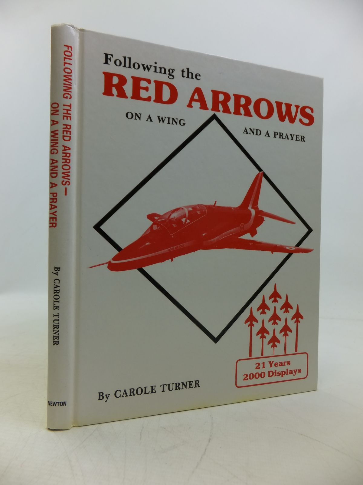 Photo of FOLLOWING THE RED ARROWS ON A WING AND A PRAYER- Stock Number: 1811673