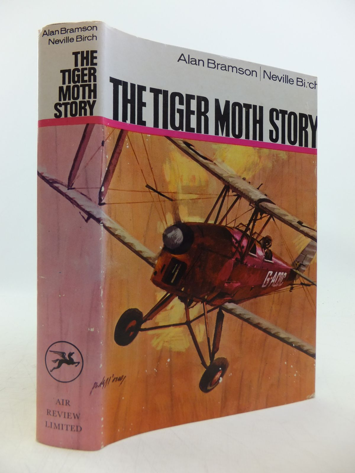 Photo of THE TIGER MOTH STORY written by Bramson, Alan<br />Birch, Neville published by Air Review Ltd. (STOCK CODE: 1811791)  for sale by Stella & Rose's Books