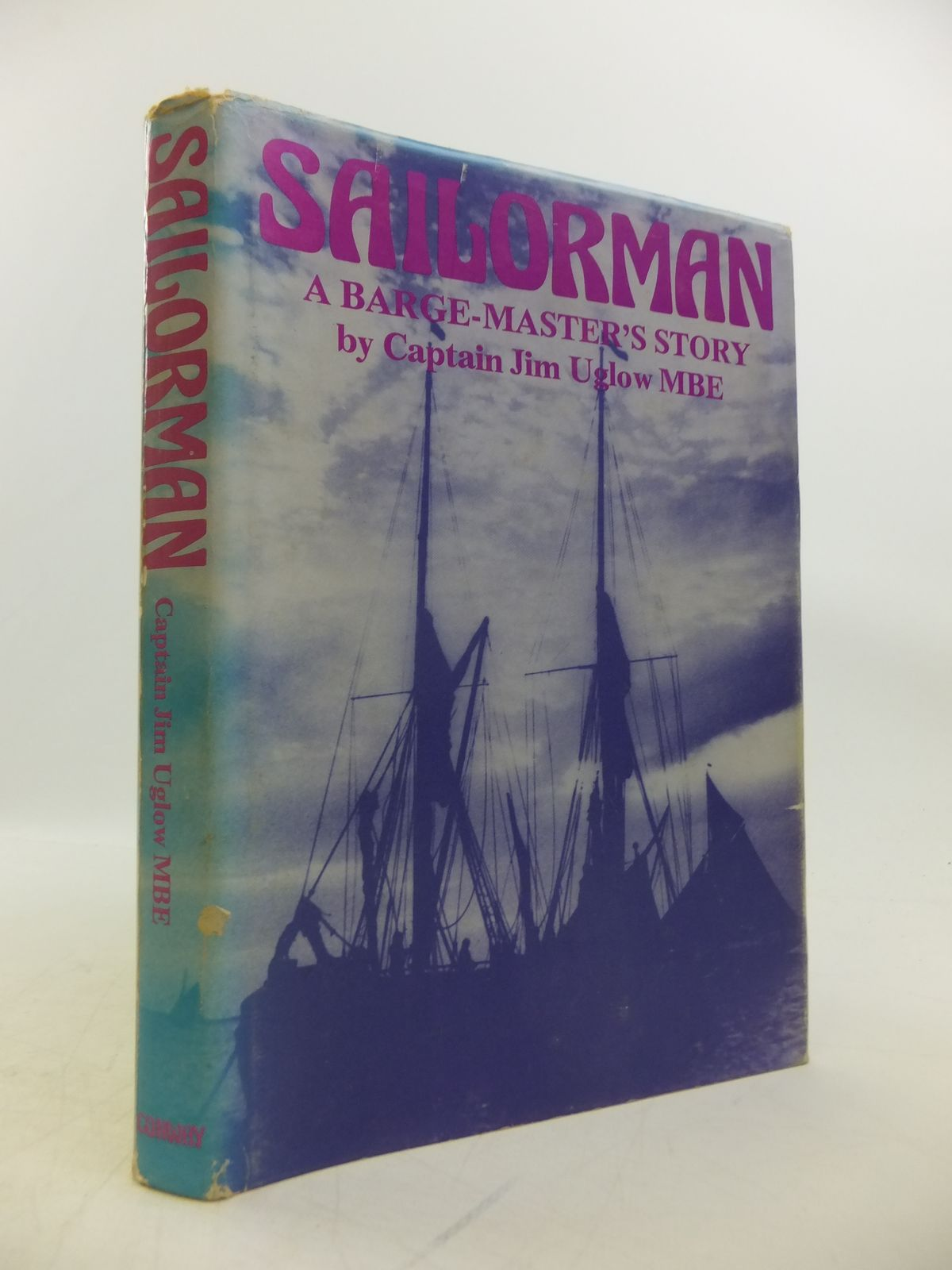 Photo of SAILORMAN A BARGE-MASTER'S STORY written by Uglow, Jim published by Conway Maritime Press (STOCK CODE: 1811852)  for sale by Stella & Rose's Books