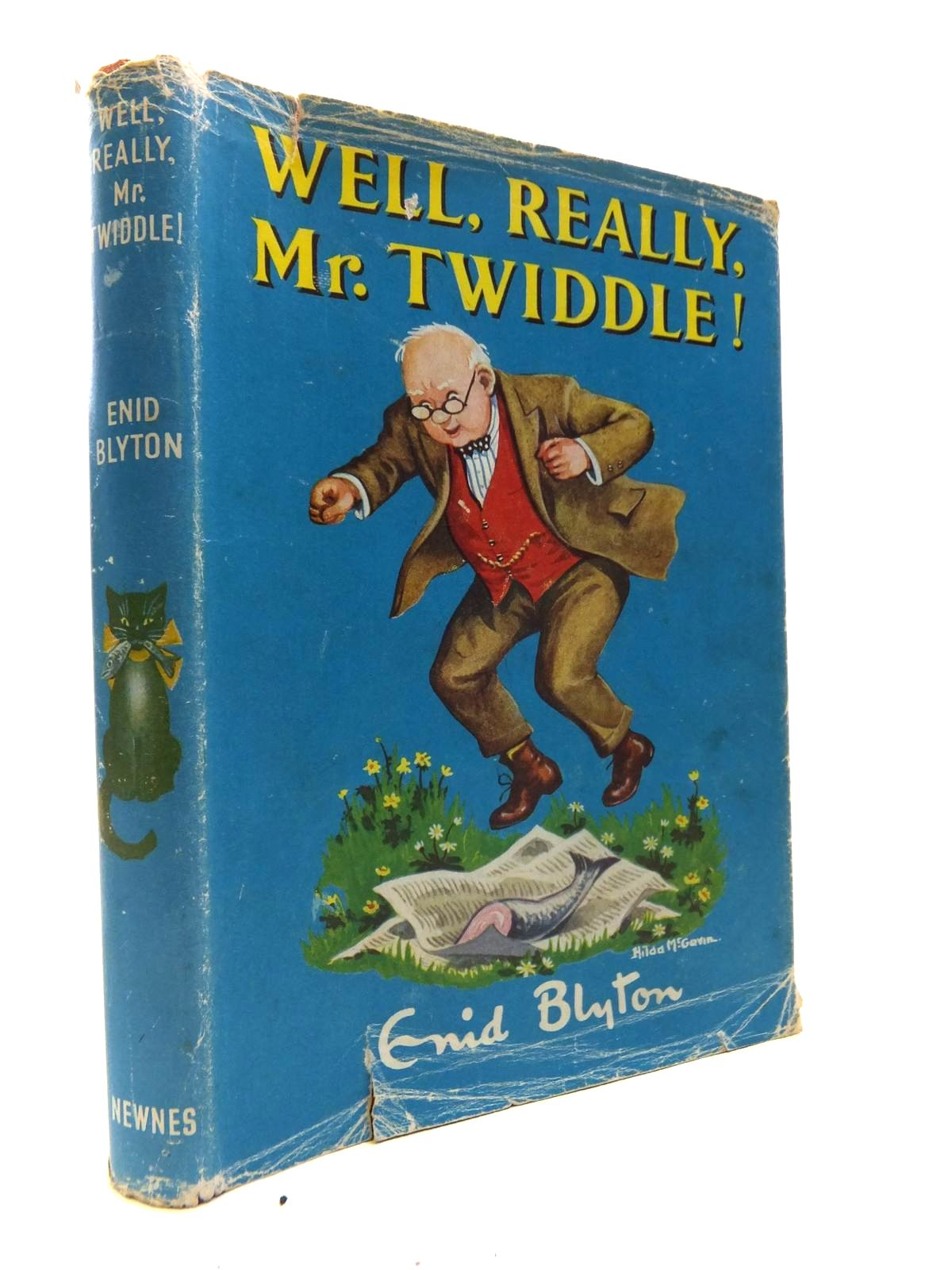 Photo of WELL, REALLY, MR. TWIDDLE!- Stock Number: 1811933