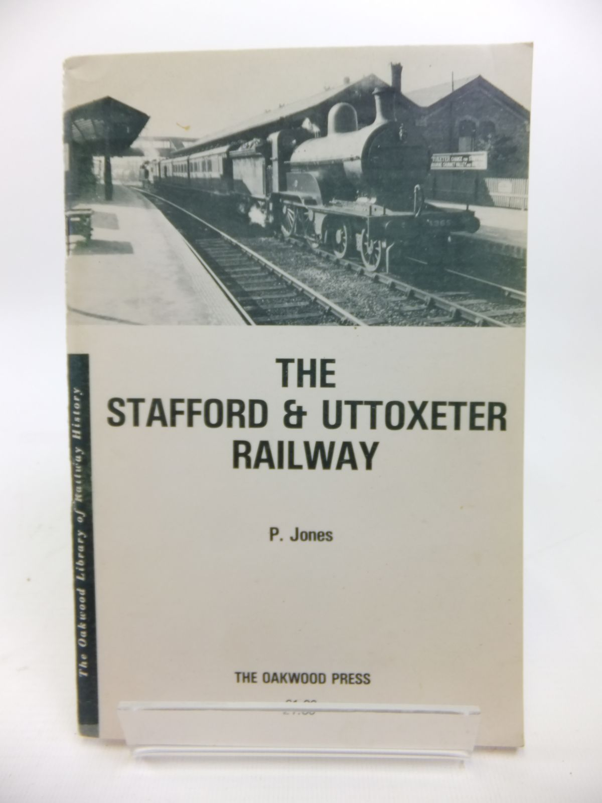 Photo of THE STAFFORD & UTTOXETER RAILWAY- Stock Number: 1811978