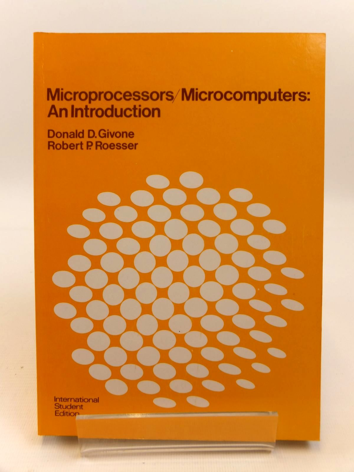 Photo of MICROPROCESSORS/MICROCOMPUTERS: AN INTRODUCTION- Stock Number: 1812465